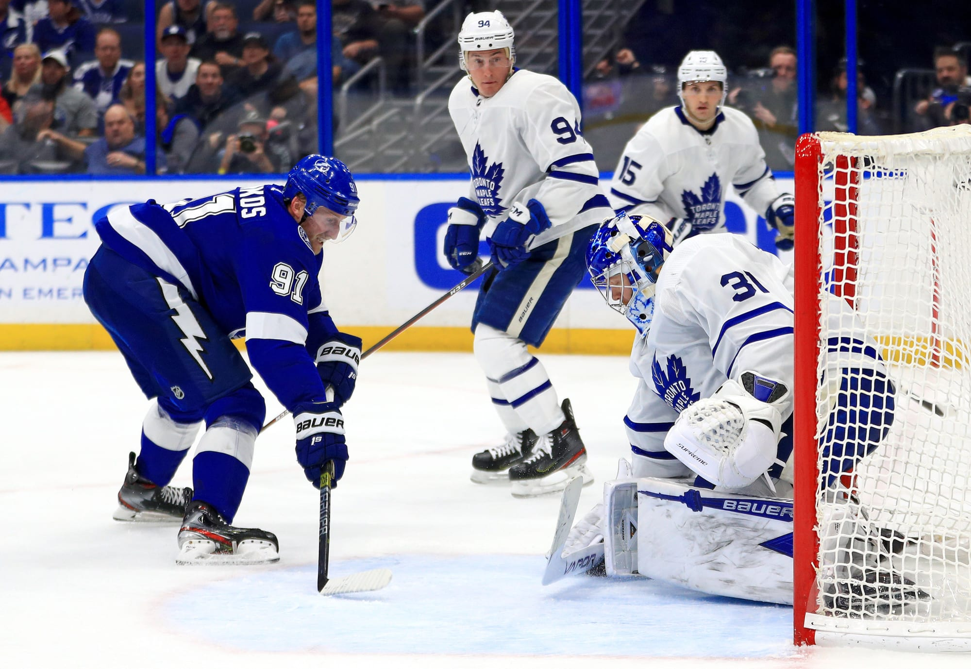 What If Steven Stamkos Had Signed with the Toronto Maple Leafs?