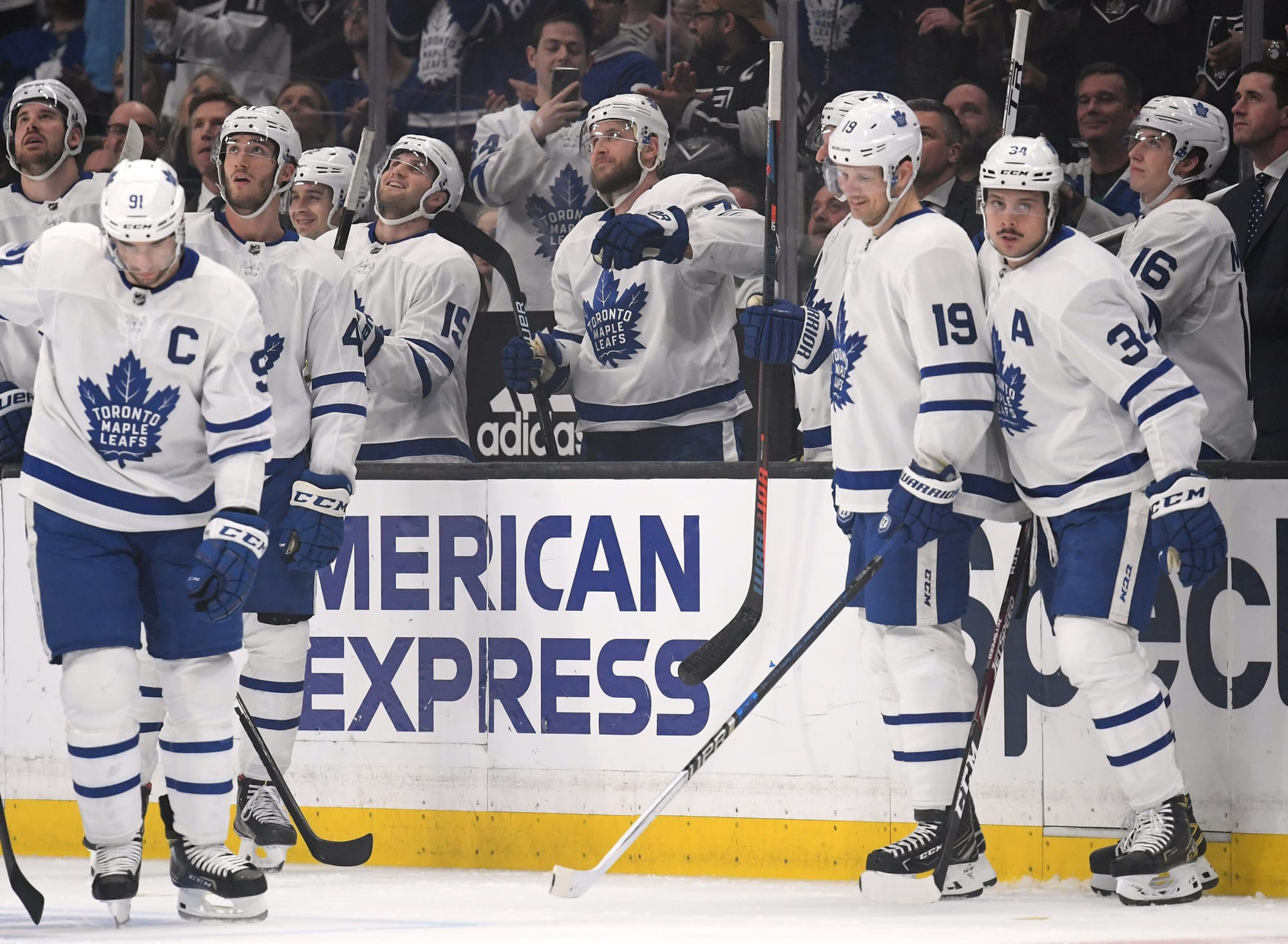 Free Agents That the Toronto Maple Leafs Will Be Saying Farewell To