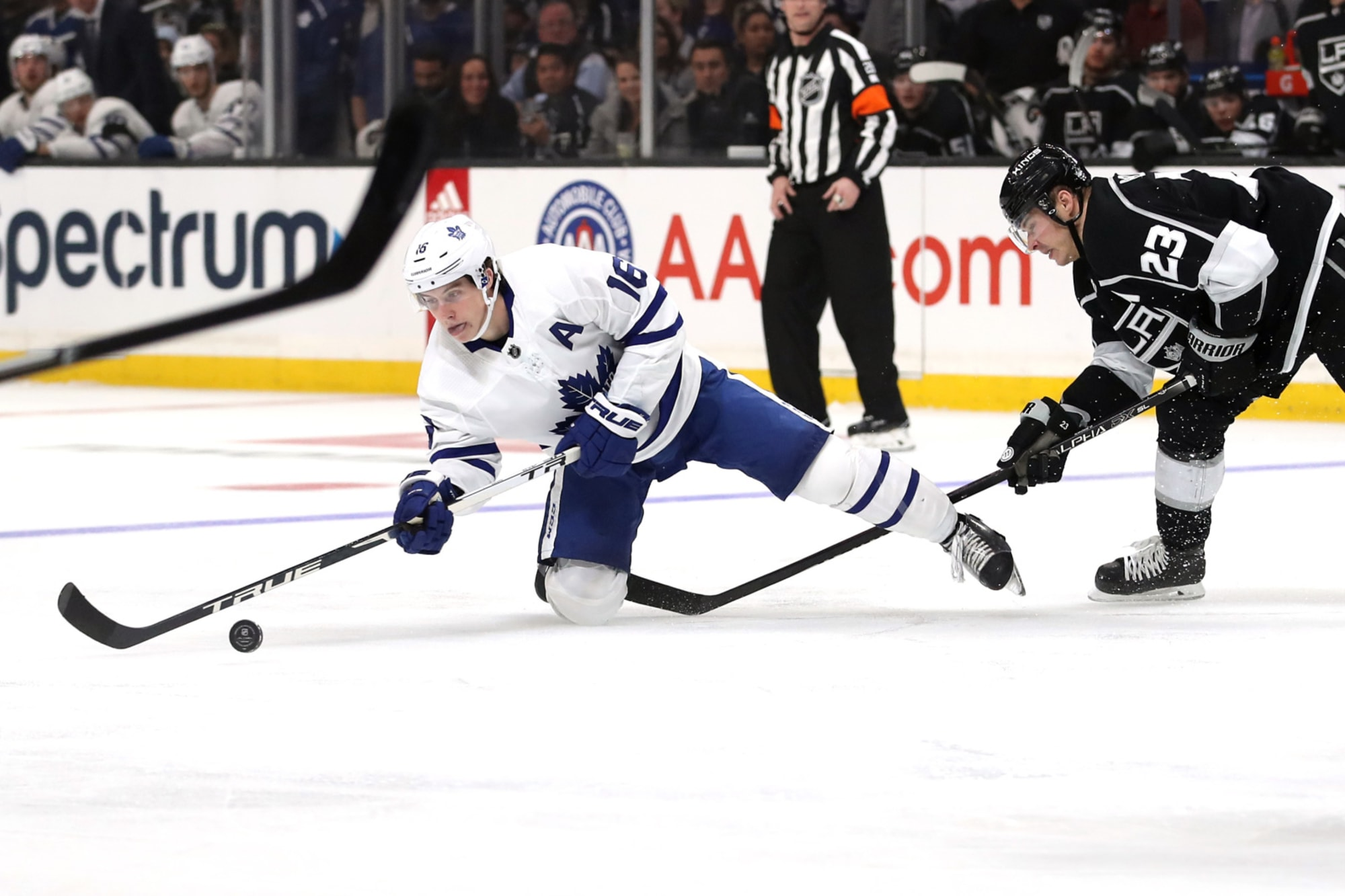 Toronto Maple Leafs: Marner Trade Talk Ignores Reality