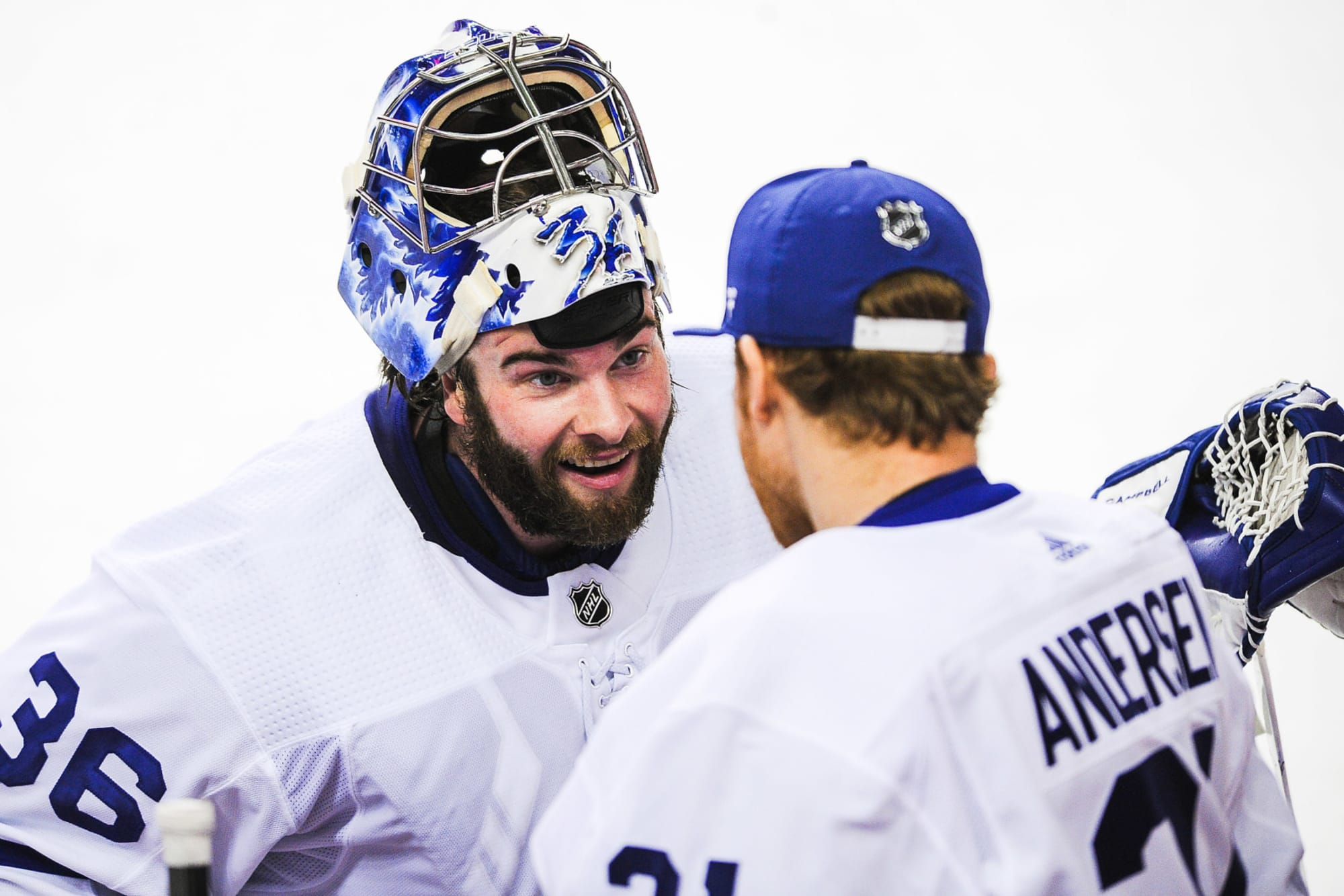 Toronto Maple Leafs Would Be Crazy to Risk Season on Freddie Andersen