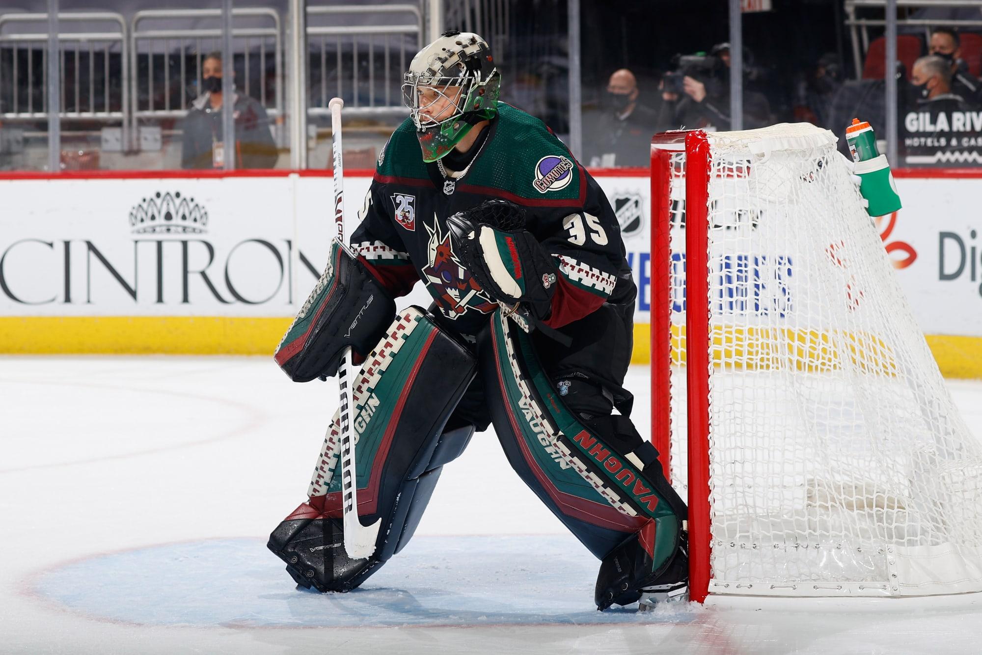 Toronto Maple Leafs Rumour Round Up: Kuemper, Landeskog and More