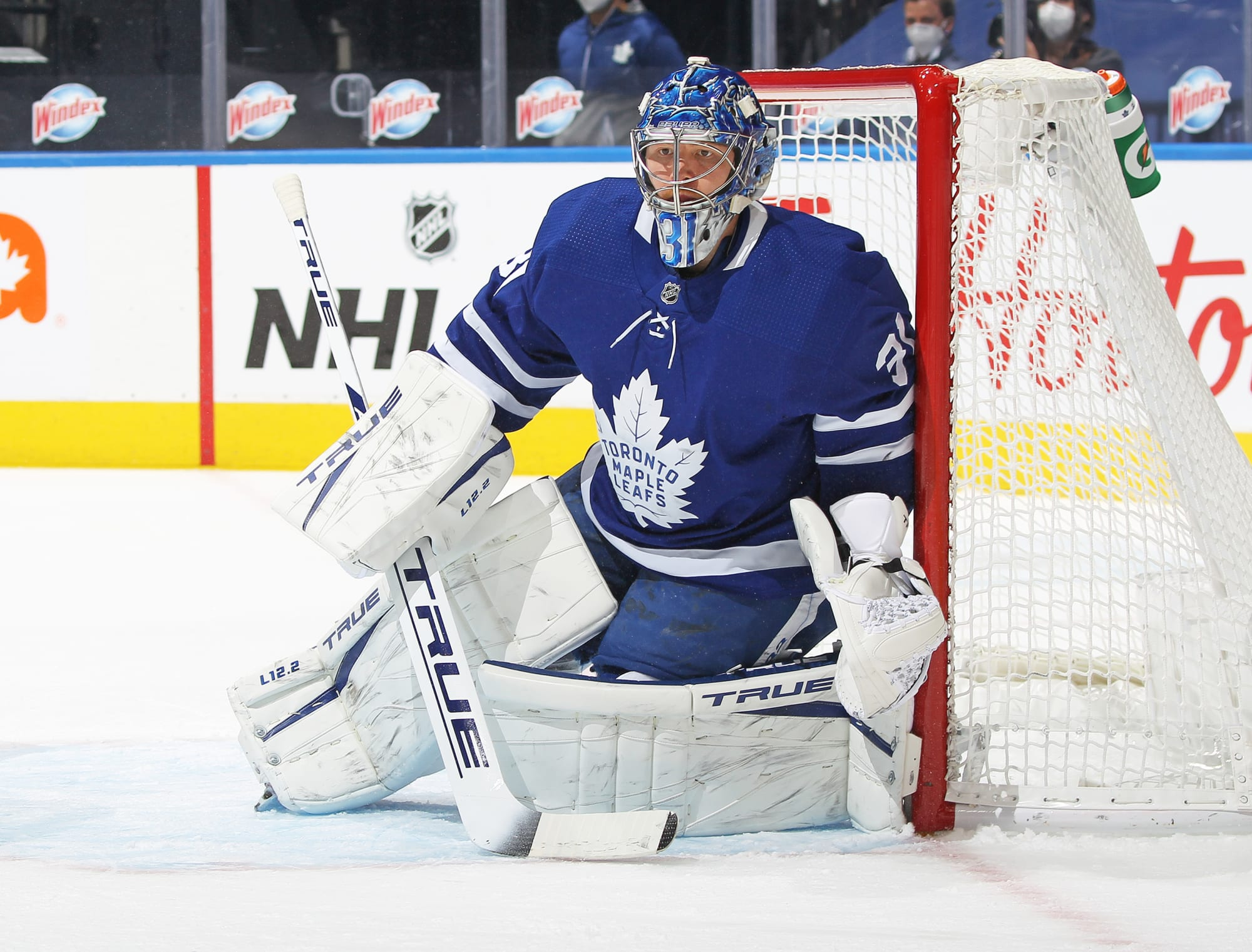Toronto Maple Leafs: Andersen to Marlies but He Should Just Shut It Down