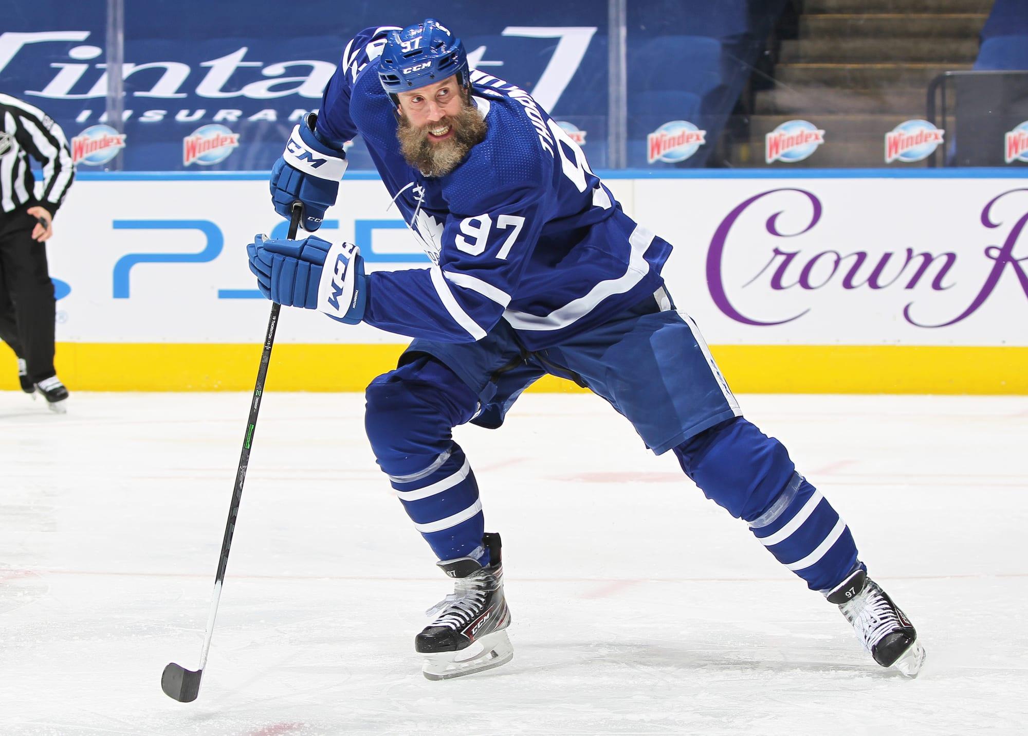 The Future of Joe Thornton With the Toronto Maple Leafs