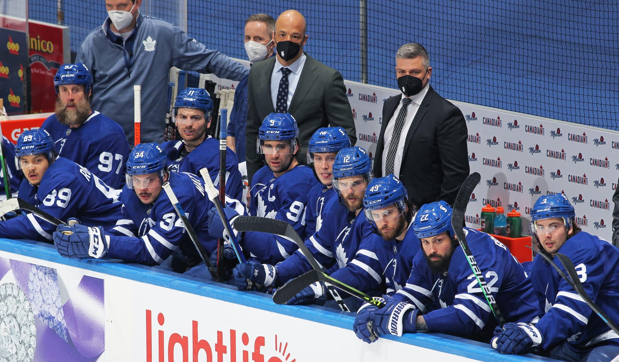 Top 5 Toronto Maple Leafs Moments of 2020-21 Season