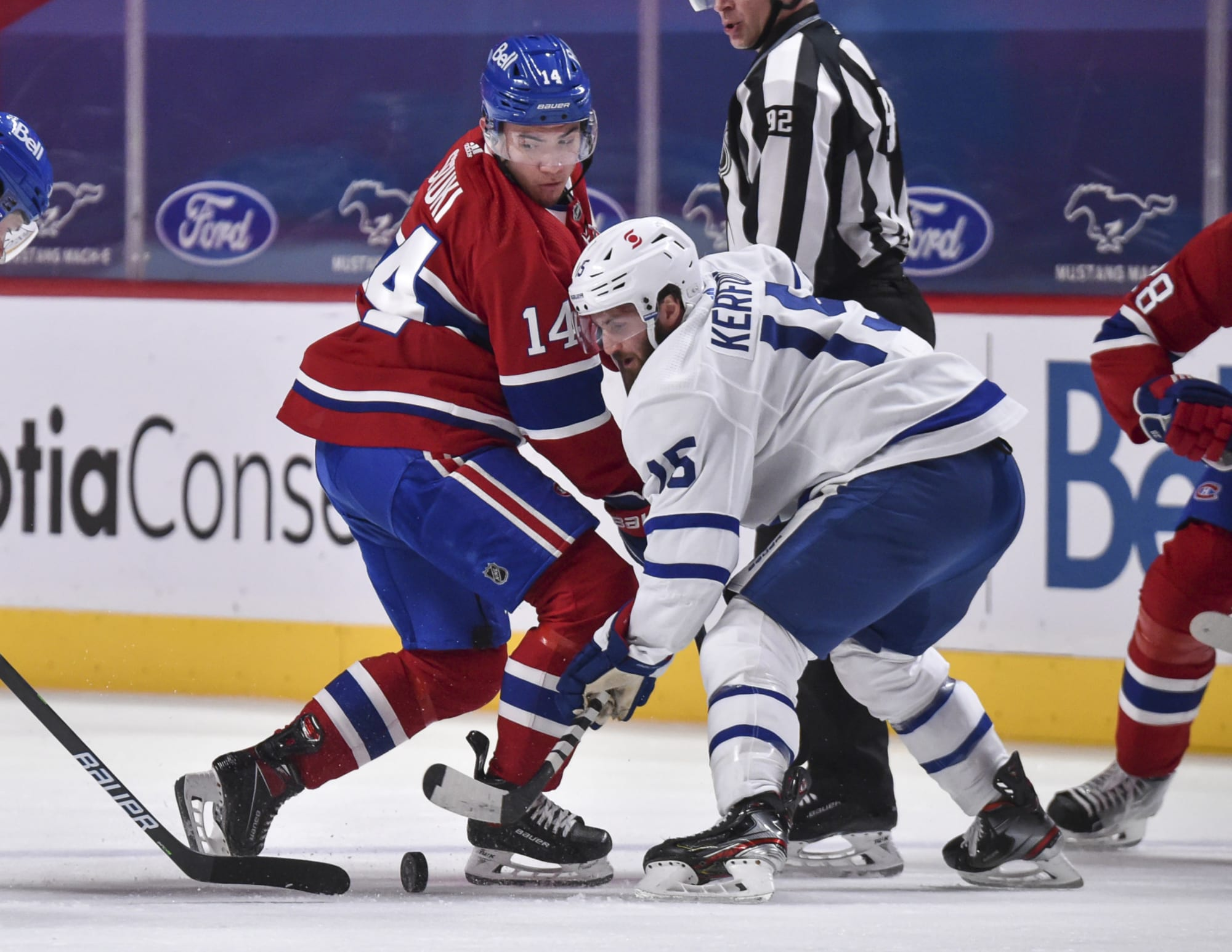 Only 1 Thing Can Stop the Toronto Maple Leafs From Dusting the Habs