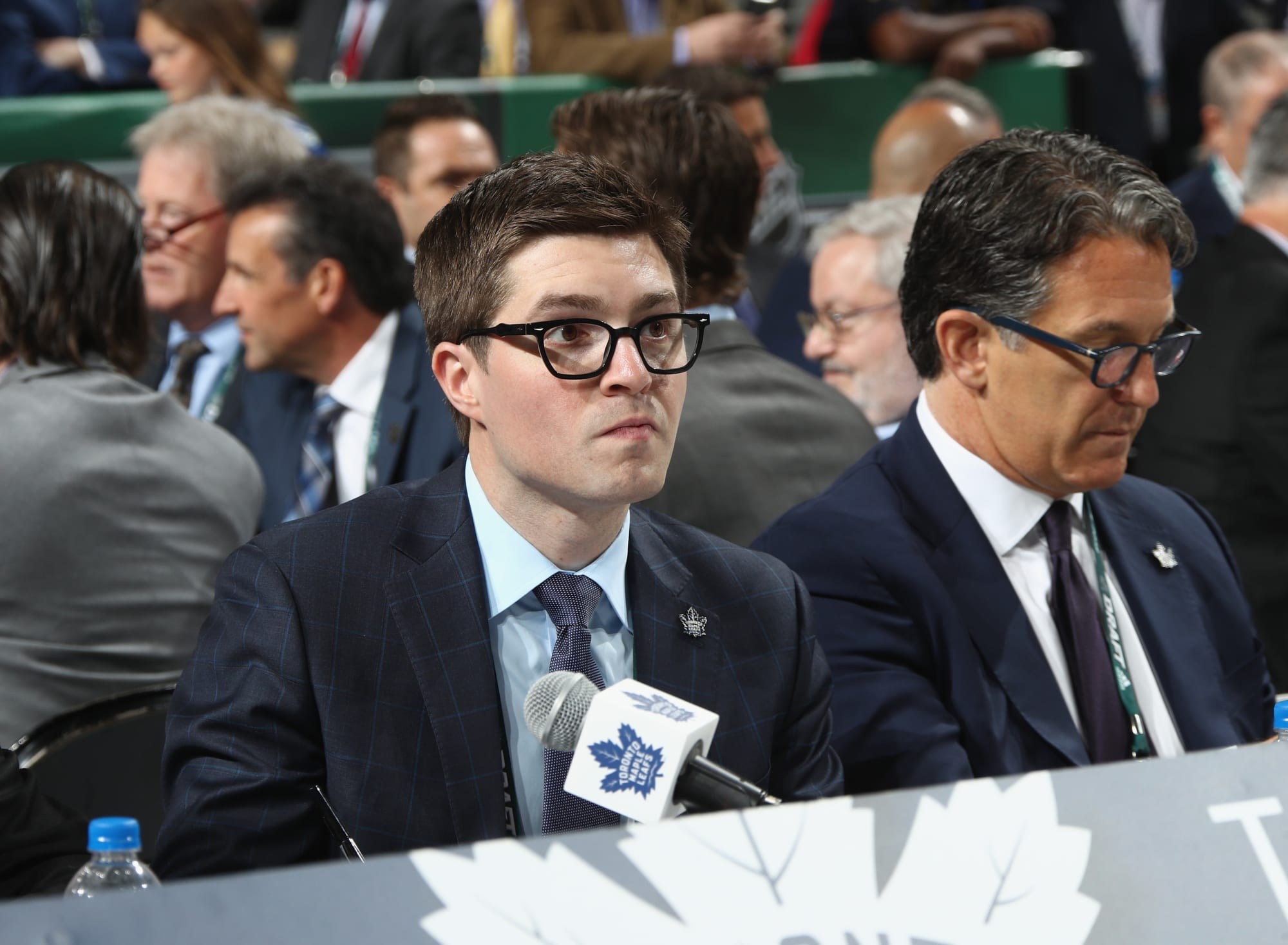 The Toronto Maple Leafs Best Strategy For NHL Draft Day