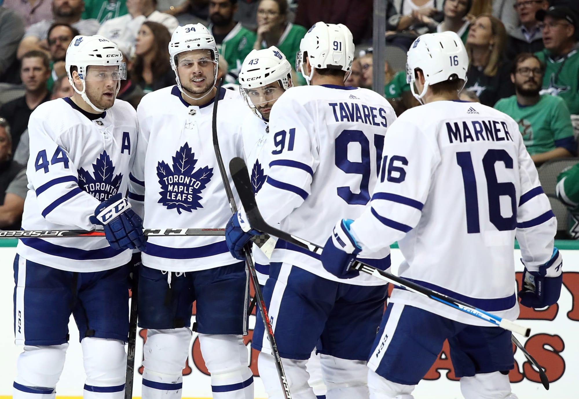 The Toronto Maple Leafs Roster Is Seriously Underpaid