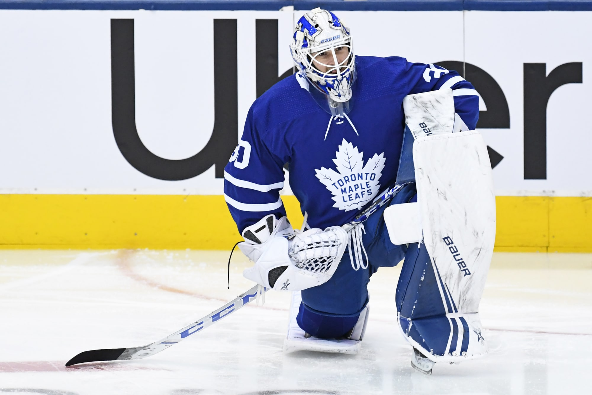 Toronto Maple Leafs Make a Very Surprising Signing