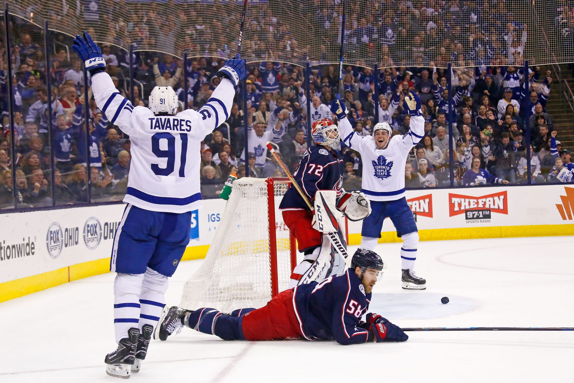 Toronto Maple Leafs Leverage Flexibility Into Deeper, Better Team