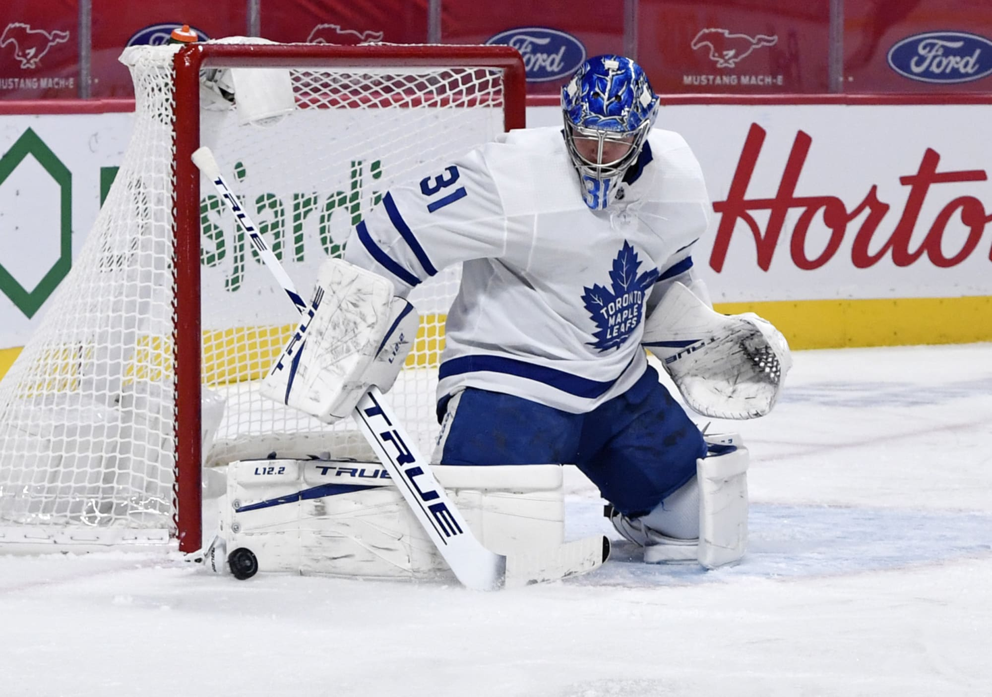 Toronto Maple Leafs Get a Taste of a Truly Valuable Goalie