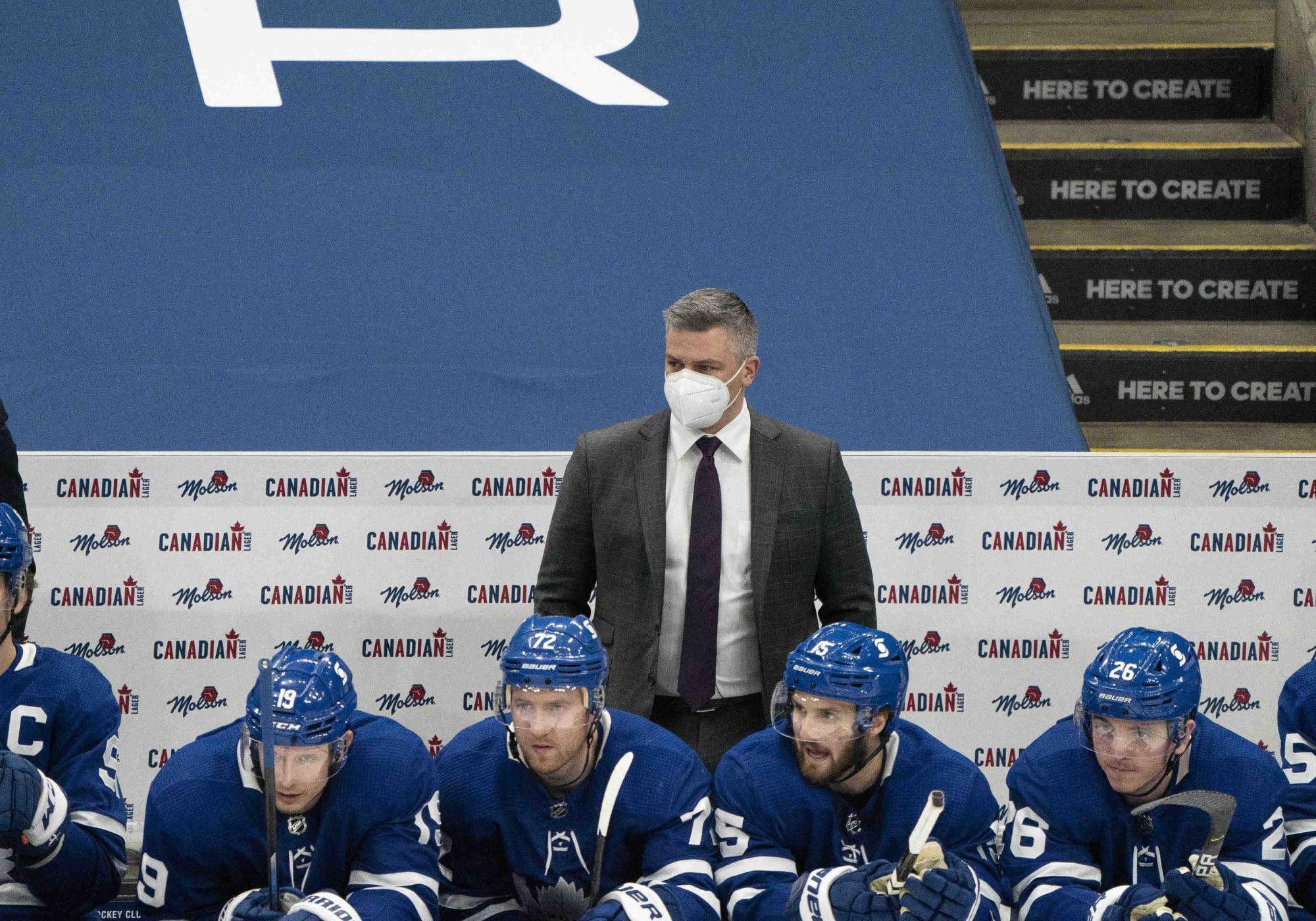 Do the Toronto Maple Leafs Face an Atlantic Coaching Disadvantage?