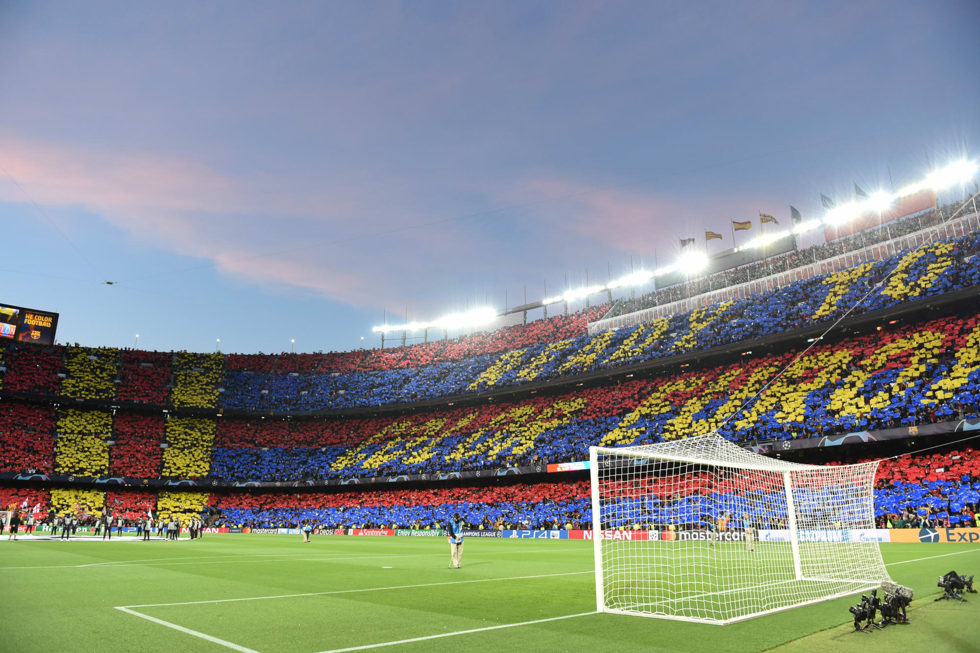 Barcelona Deny Camp Nou Rights To Ea For Four Fifa Games In A Row