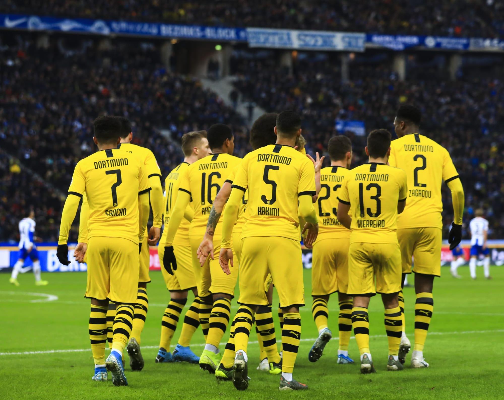 Barcelona Borussia