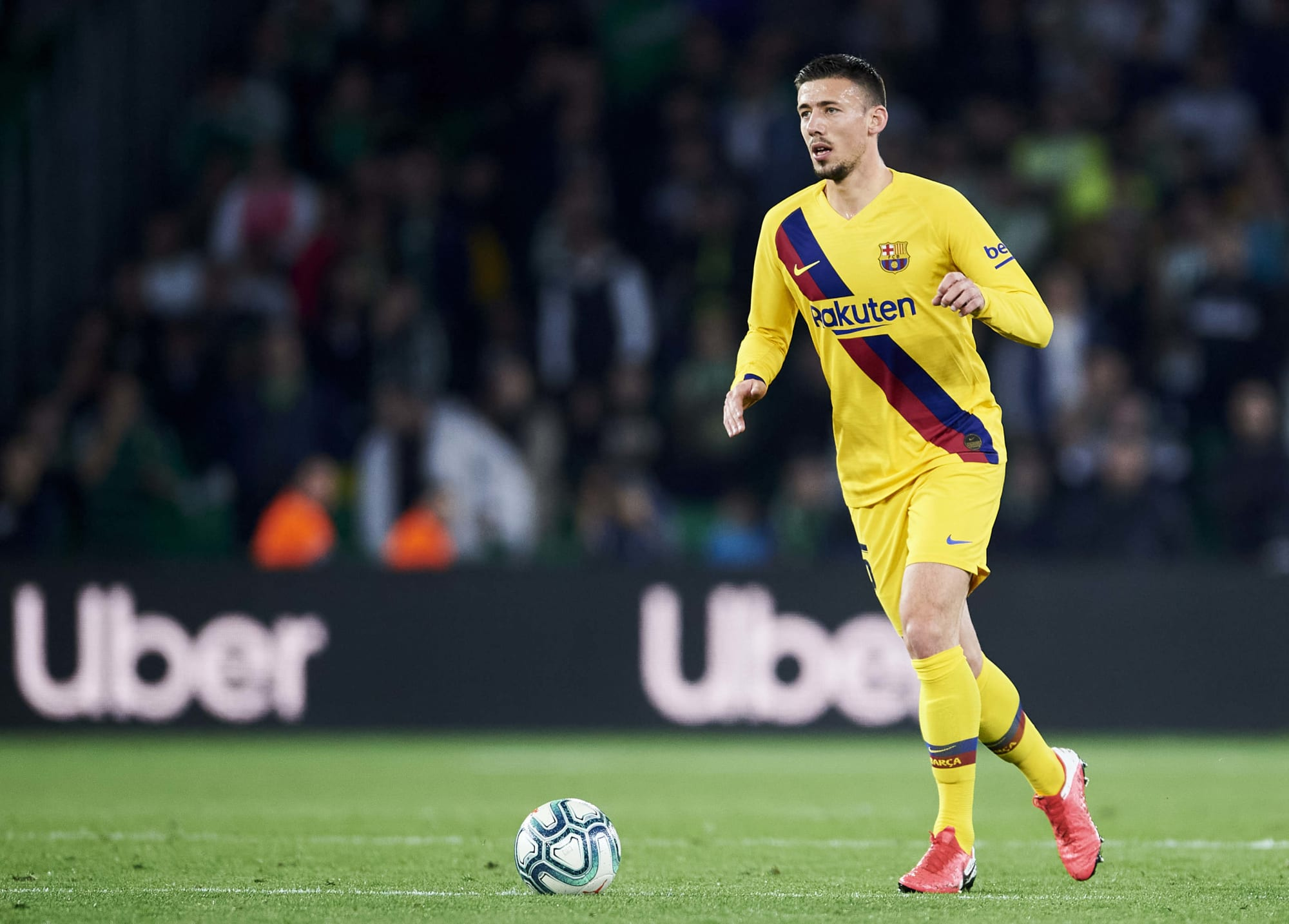 Clement Lenglet shocks Barcelona board by requesting a transfer