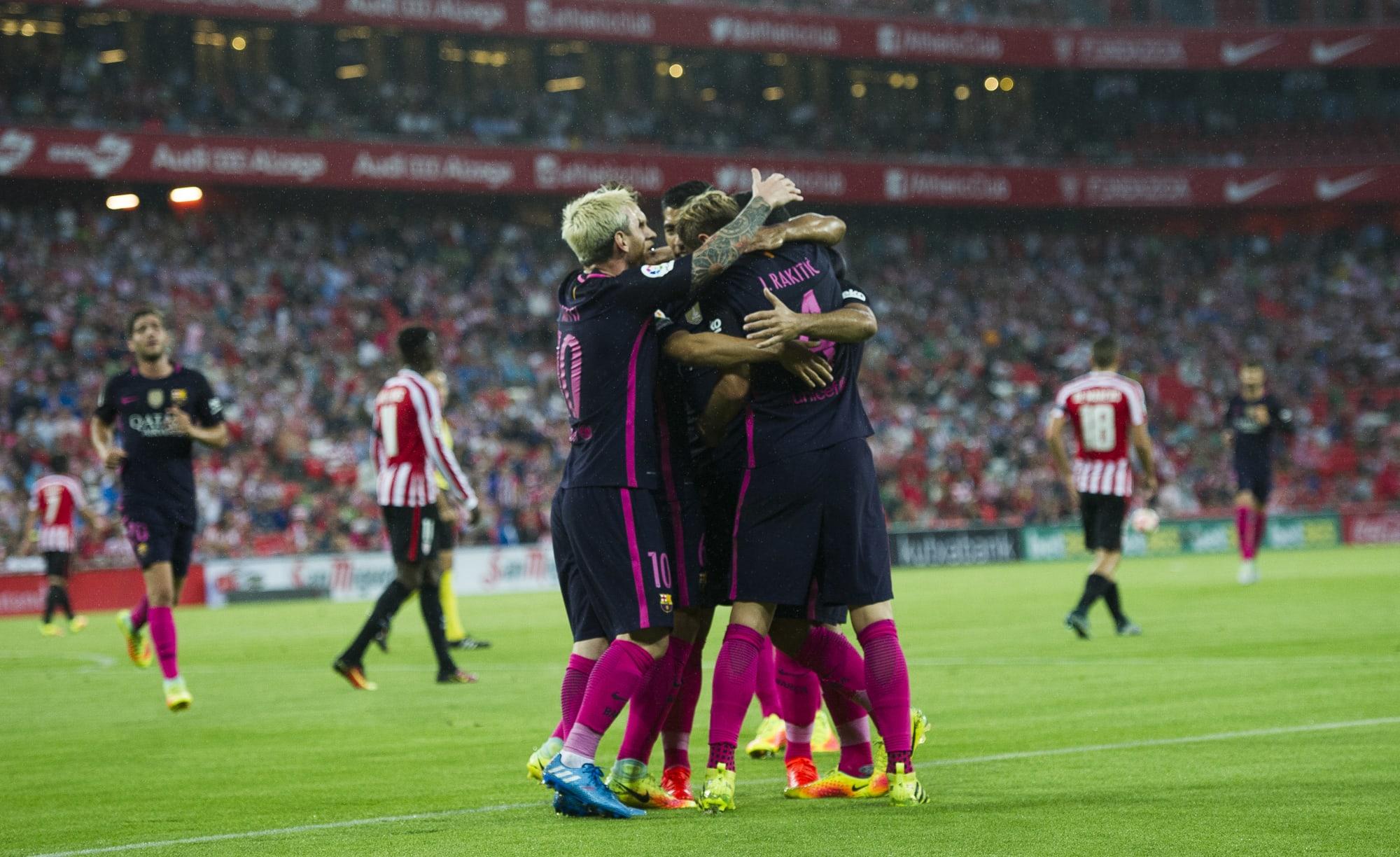 FC Barcelona vs Athletic Bilbao : Will Barcelona Keep The ...