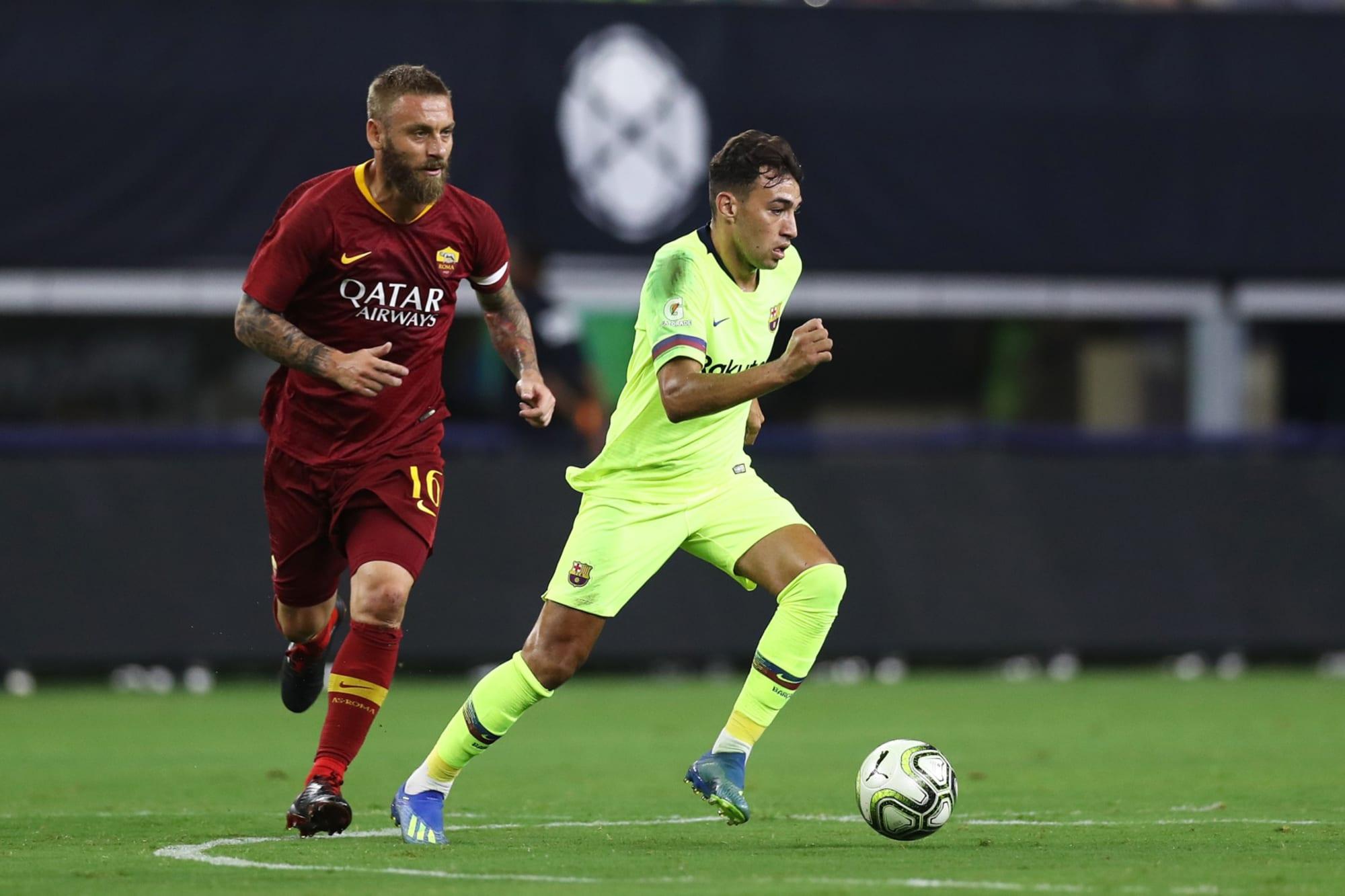 Barcelona Vs Ac Milan Match Preview
