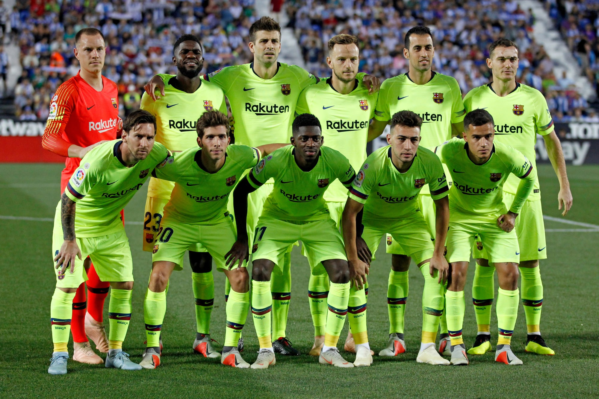 Barcelona vs Athletic Bilbao: Expected starting XI for ...
