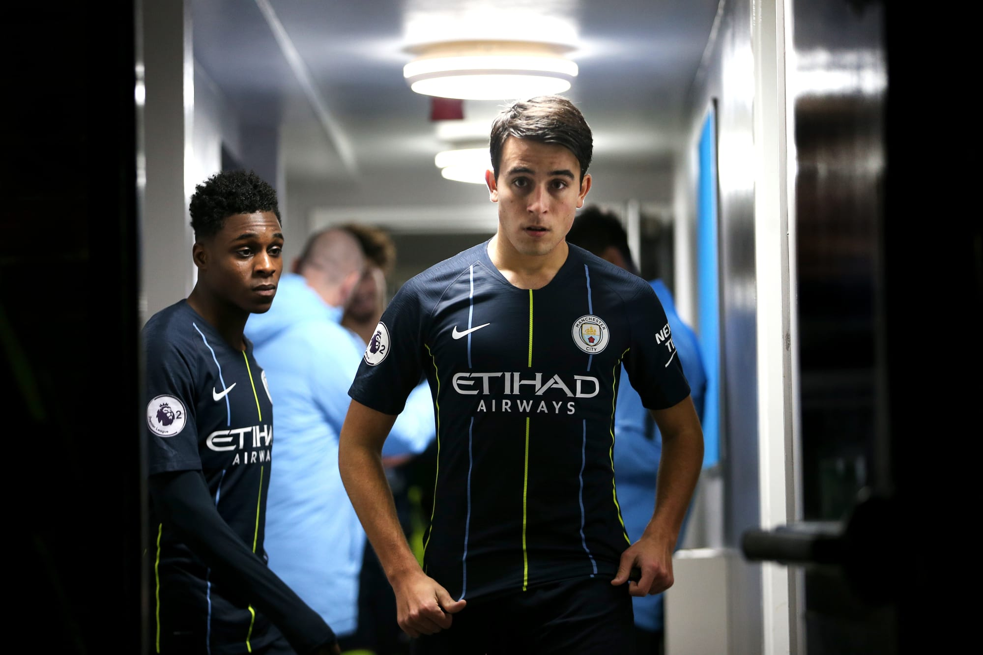 Eric Garcia to Barcelona confirmed by Pep Guardiola