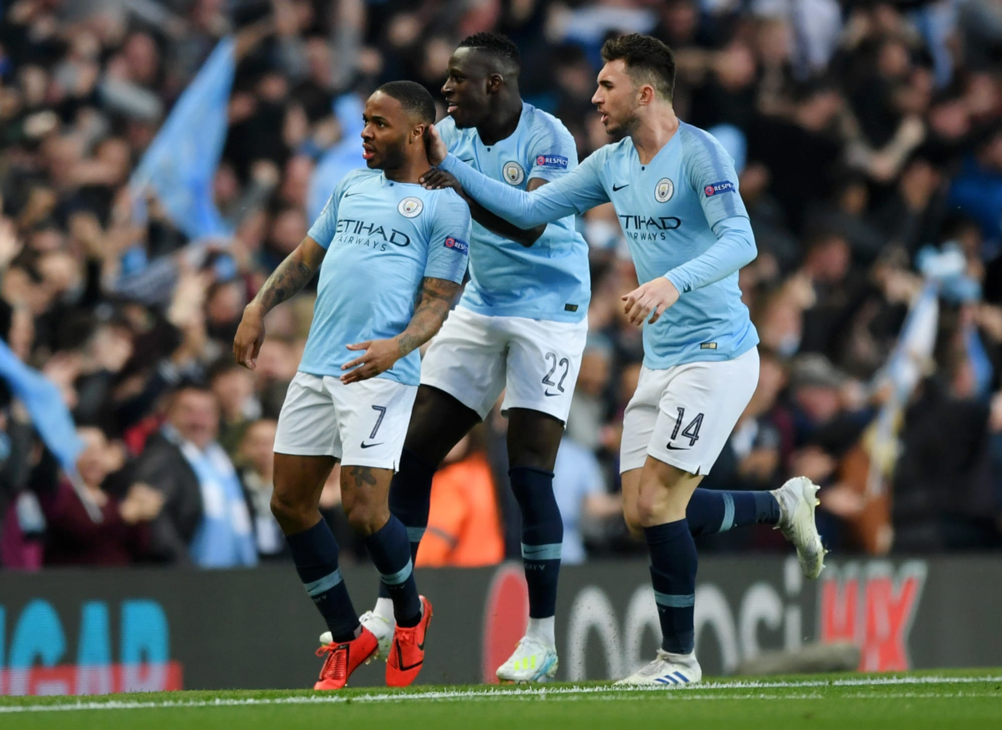 Barcelona look to secure three Manchester City superstars