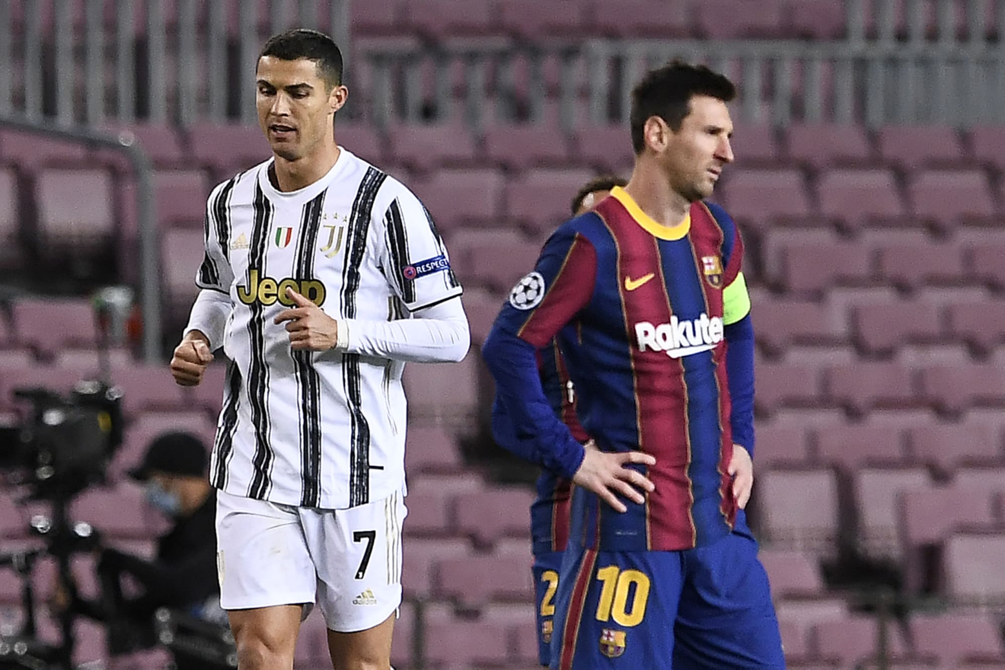 Higuain talks perfect partnership with Lionel Messi and Cristiano Ronaldo