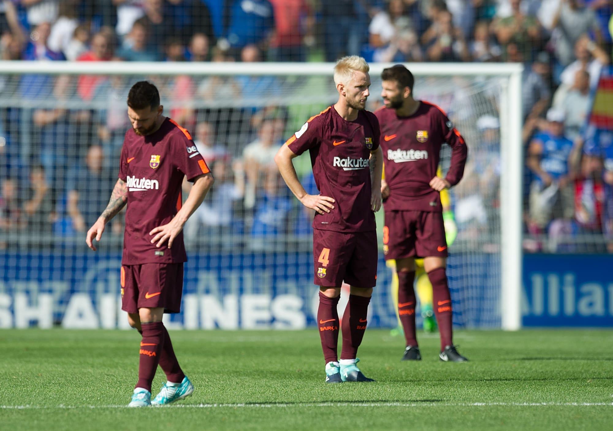 Getafe vs Barcelona Full Match & Highlights 17 October ...  |Getafe- Barcelona