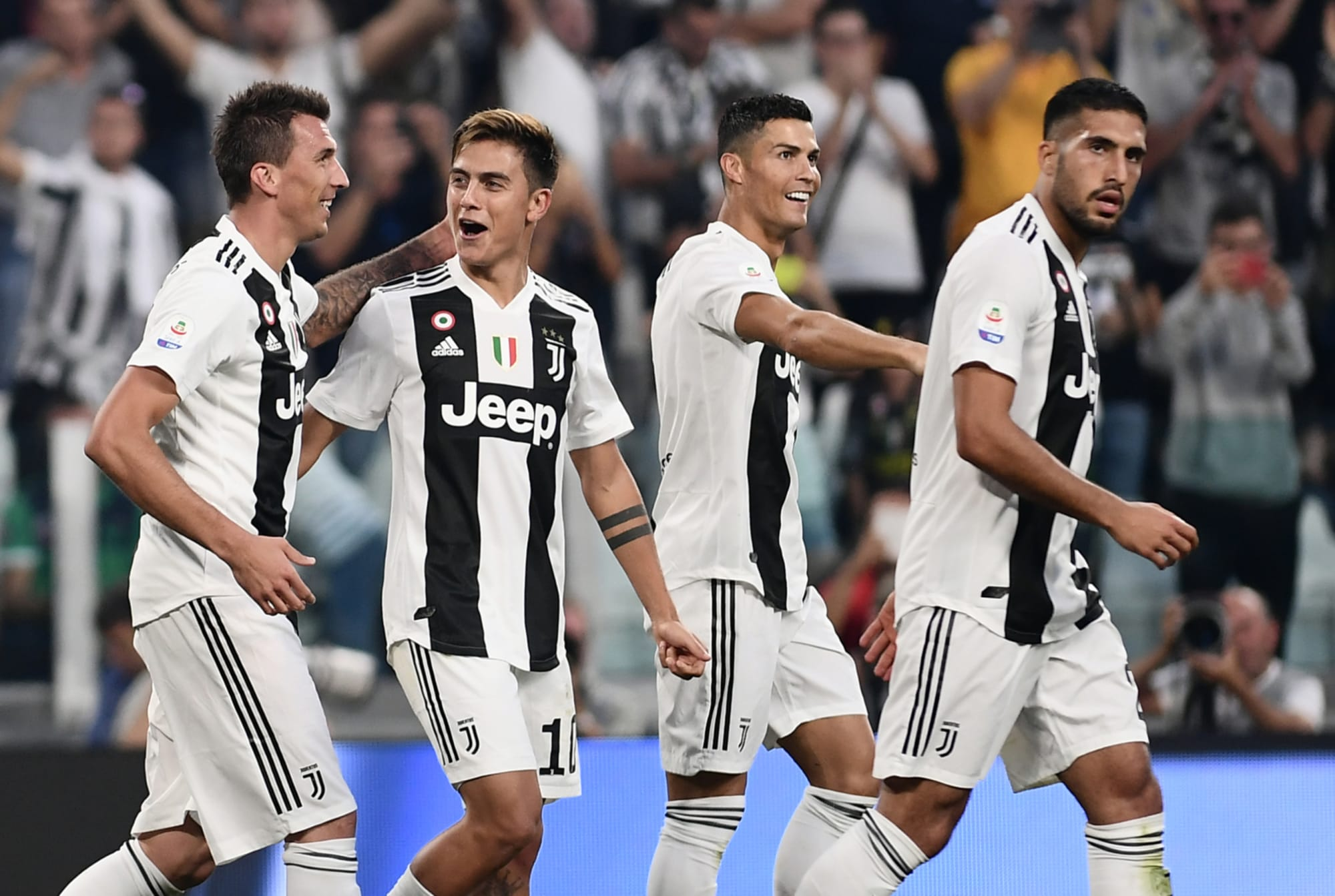 Juventus Star Ready To Place A Transfer Request Amidst Barcelona Talk