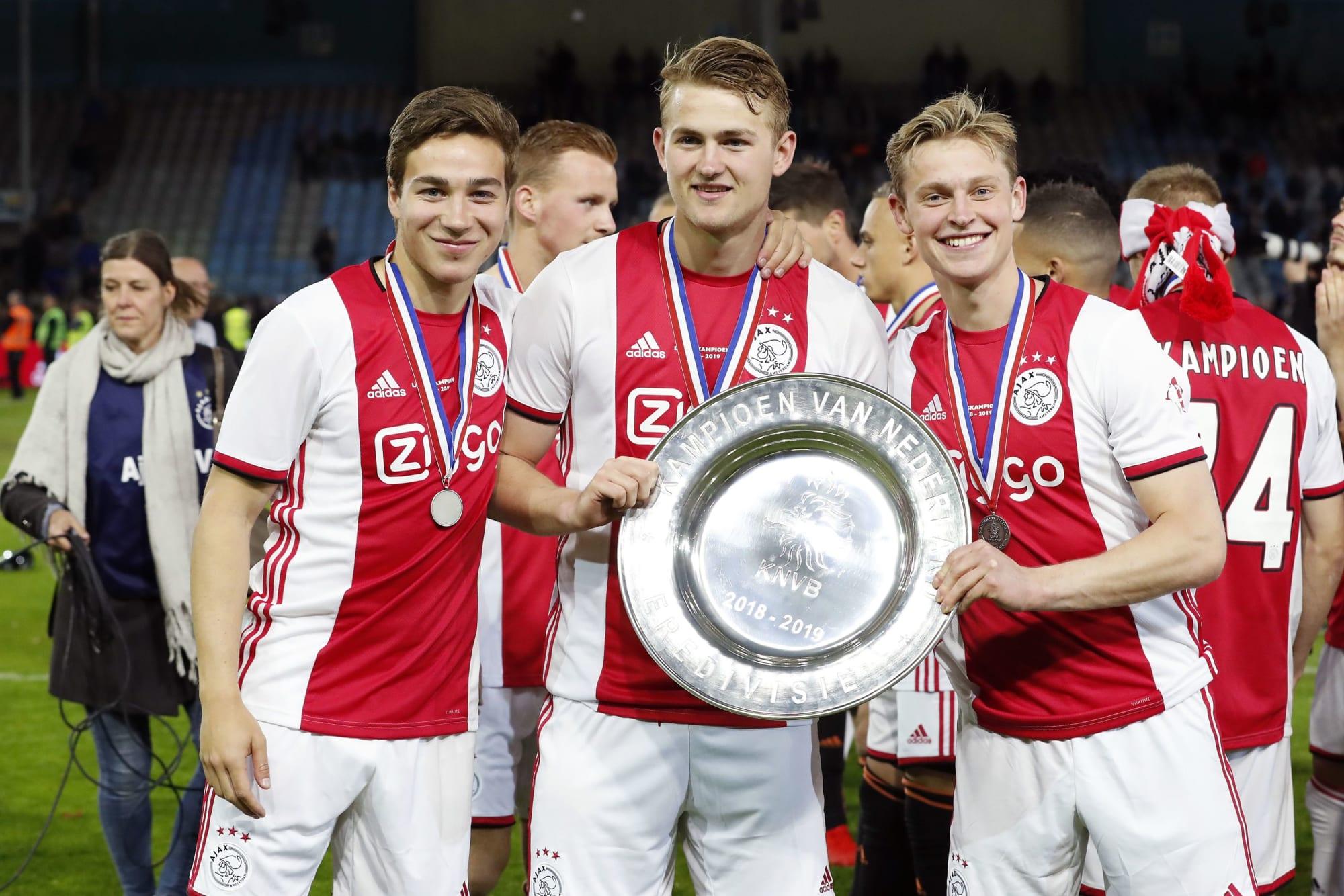 Frenkie de Jong to help Barcelona sign their biggest target