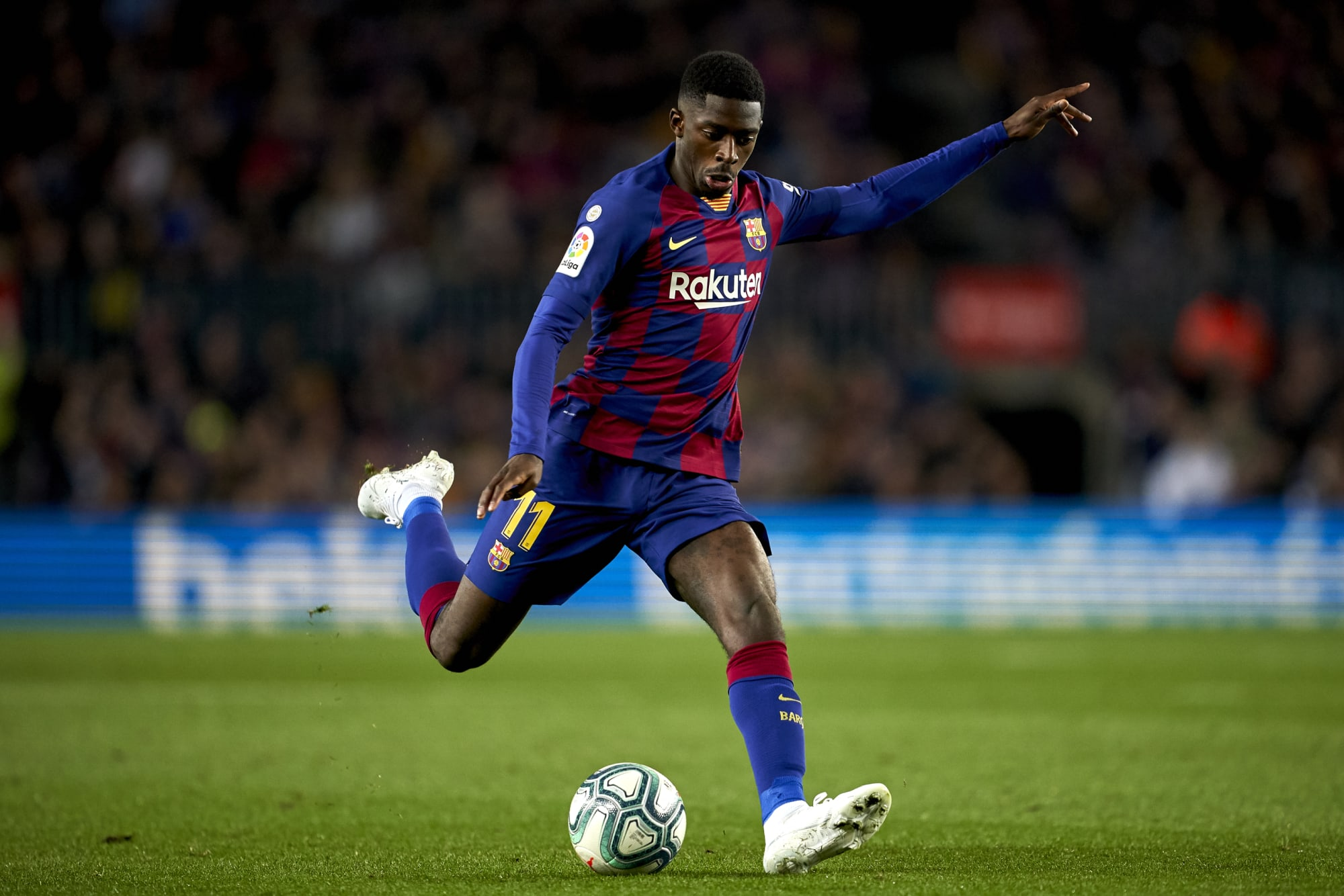 Manchester United had signed transfer papers for Barcelona superstar