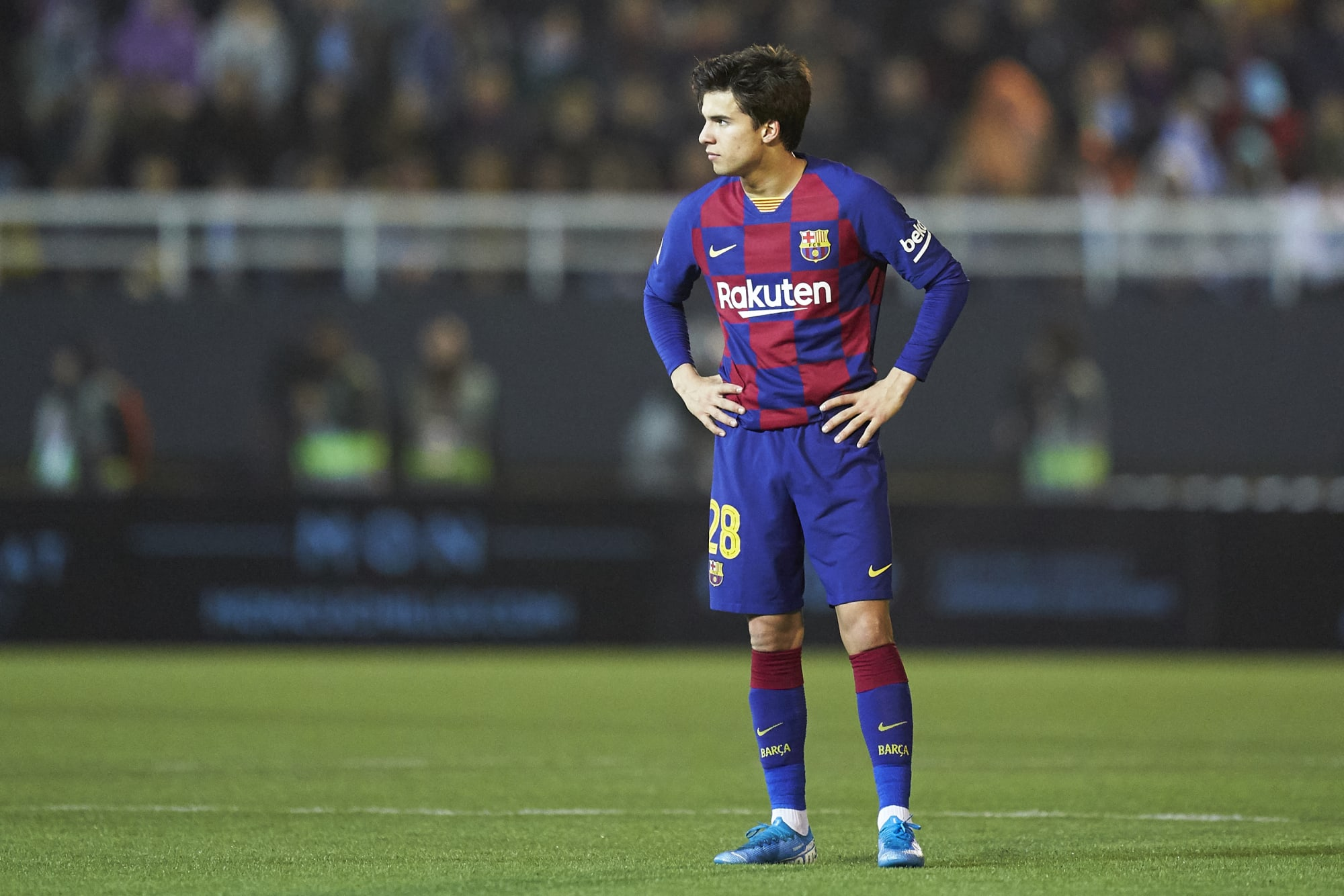 Riqui Puig deservingly desires first-team action after crucial spot-kick