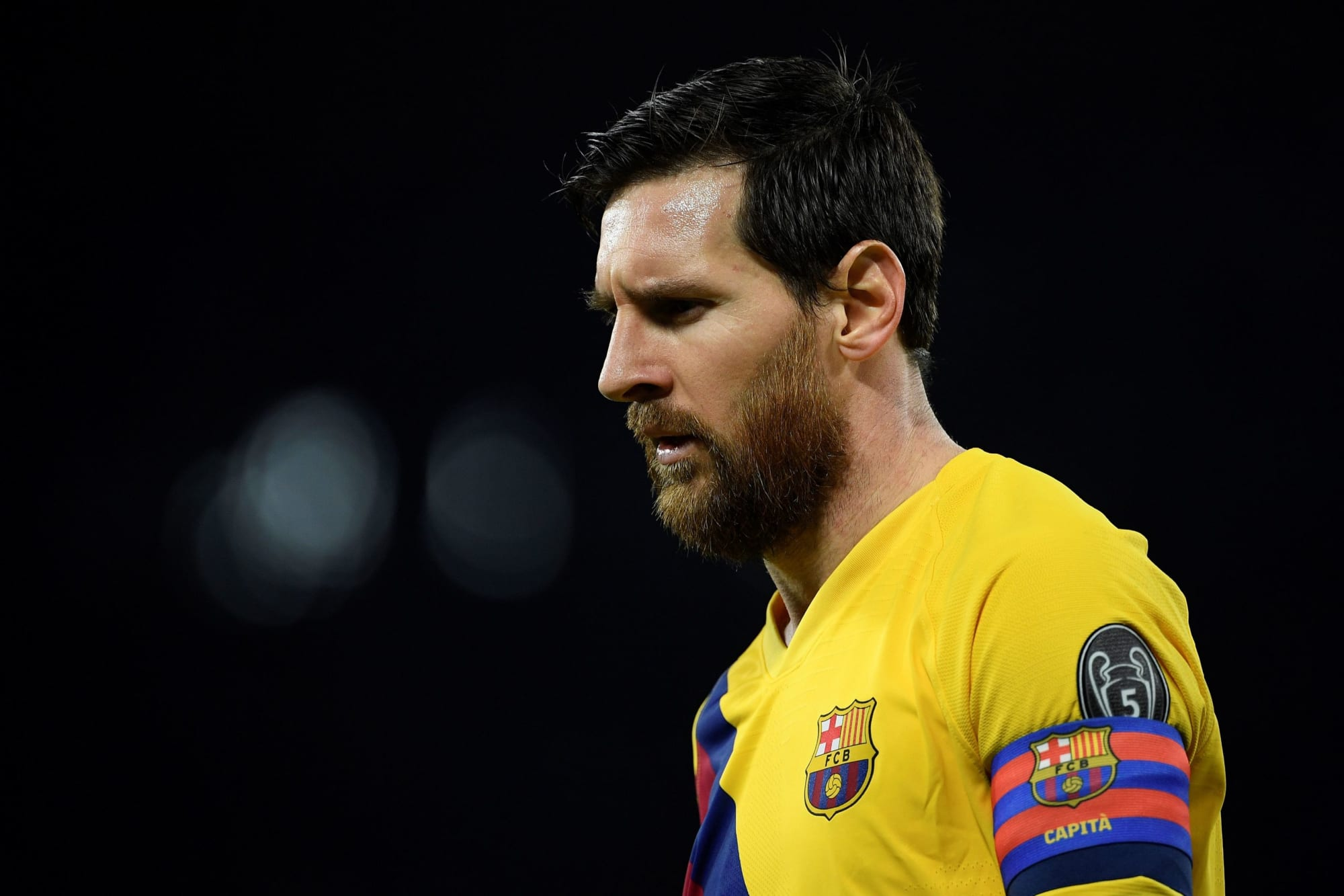 Lionel Messi betrays Barcelona for Real Madrid as he loses his patience