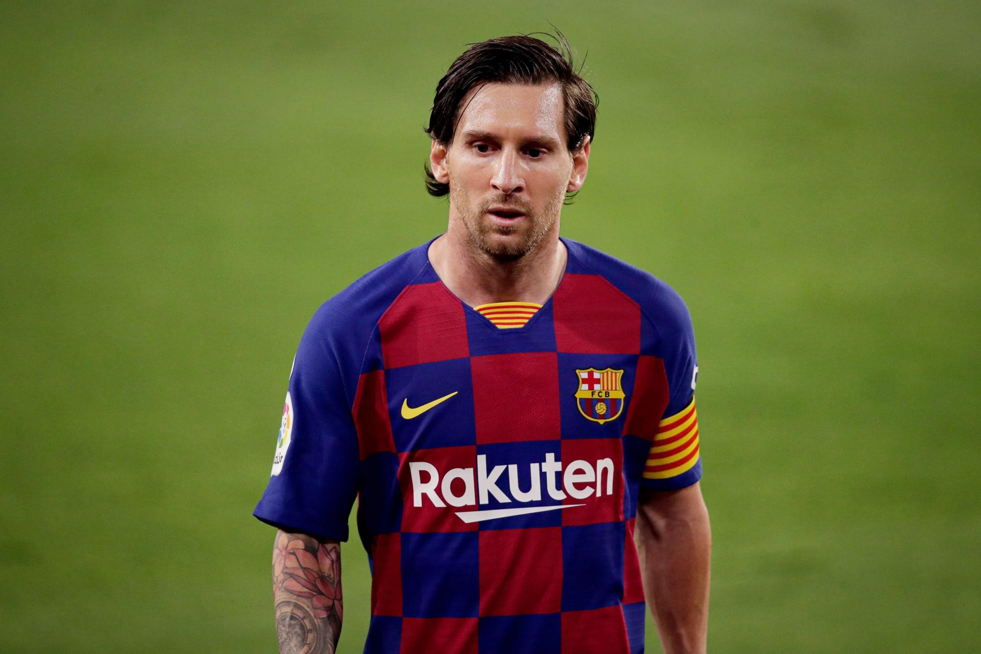 Lionel Messi demands sweet revenge after Real Madrid go on top