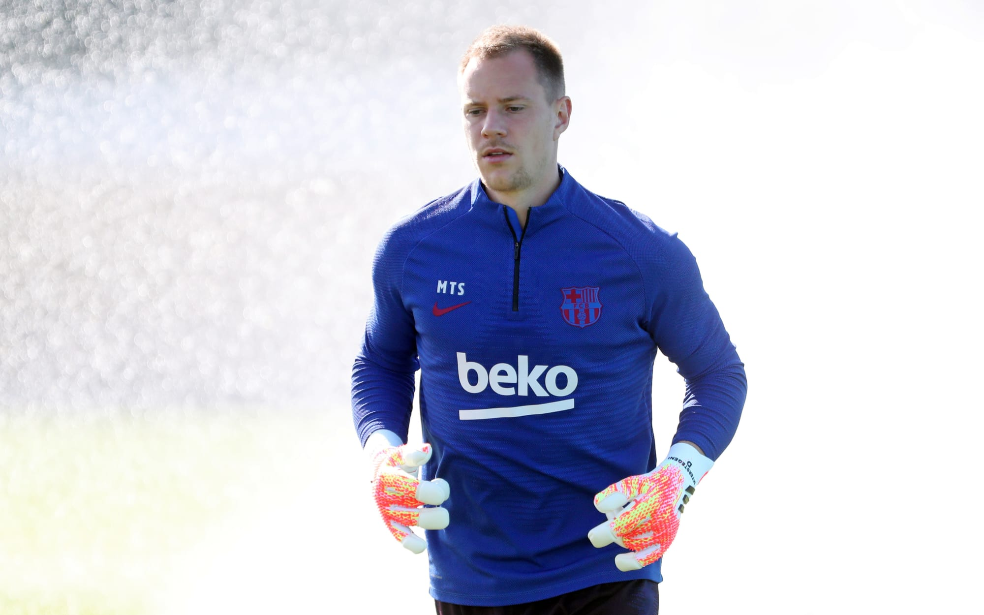 Ter Stegen receives a million dollar offer that will decide his future