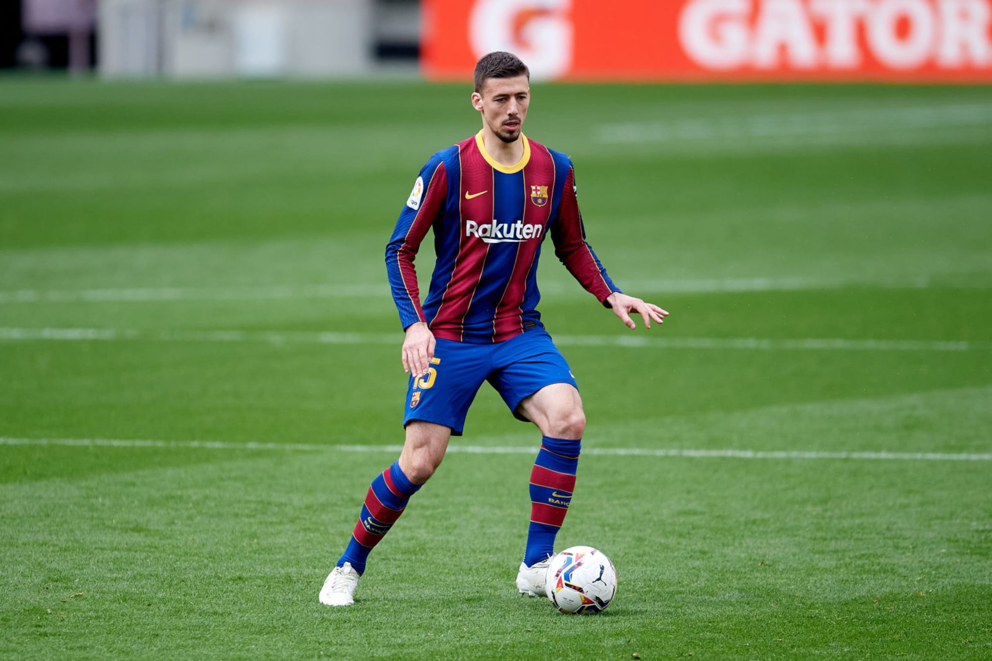 Premier League side eye Barcelona defender Clement Lenglet