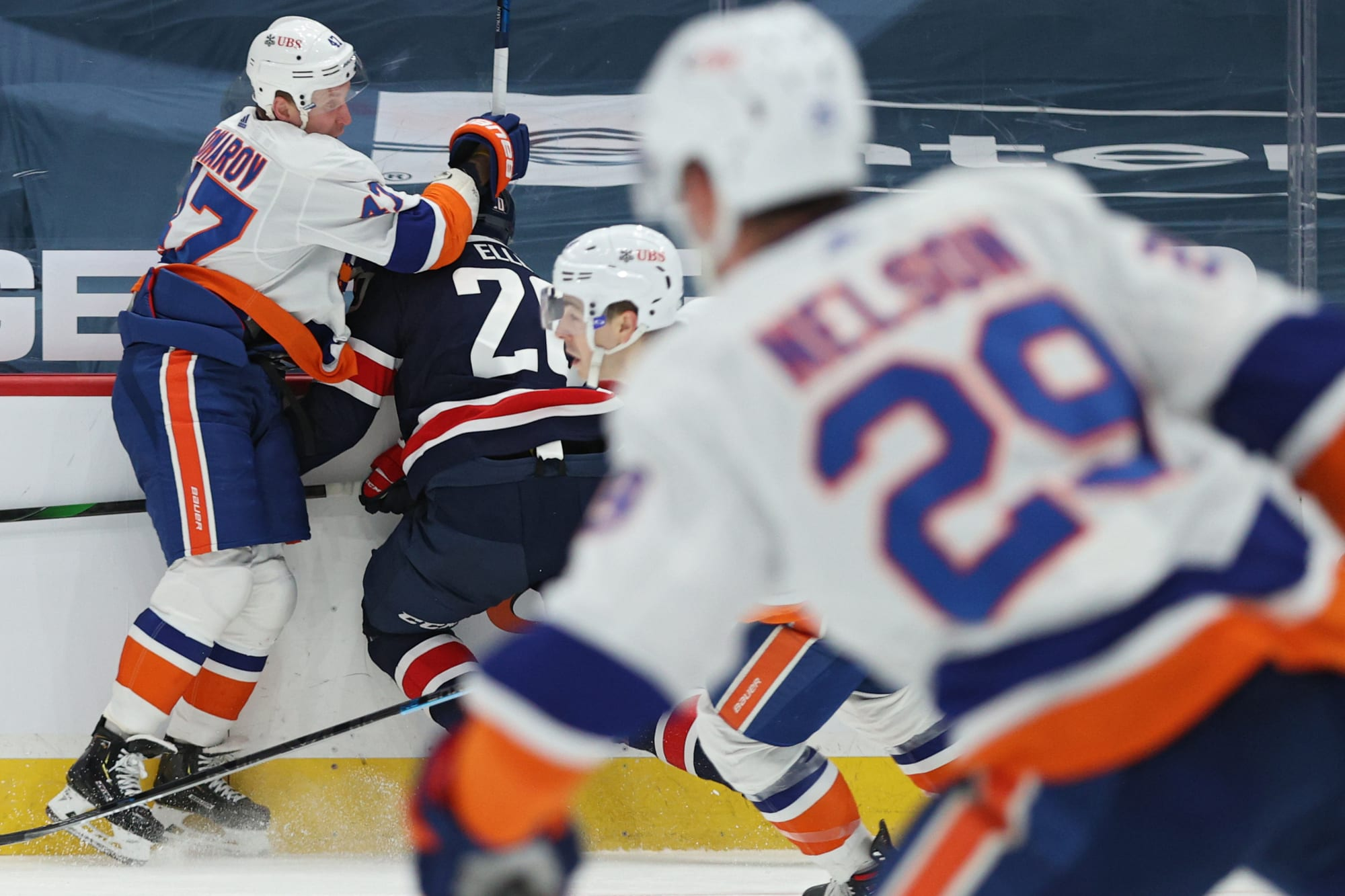 Islanders vs Capitals: The night accountability forgot (Highlights)