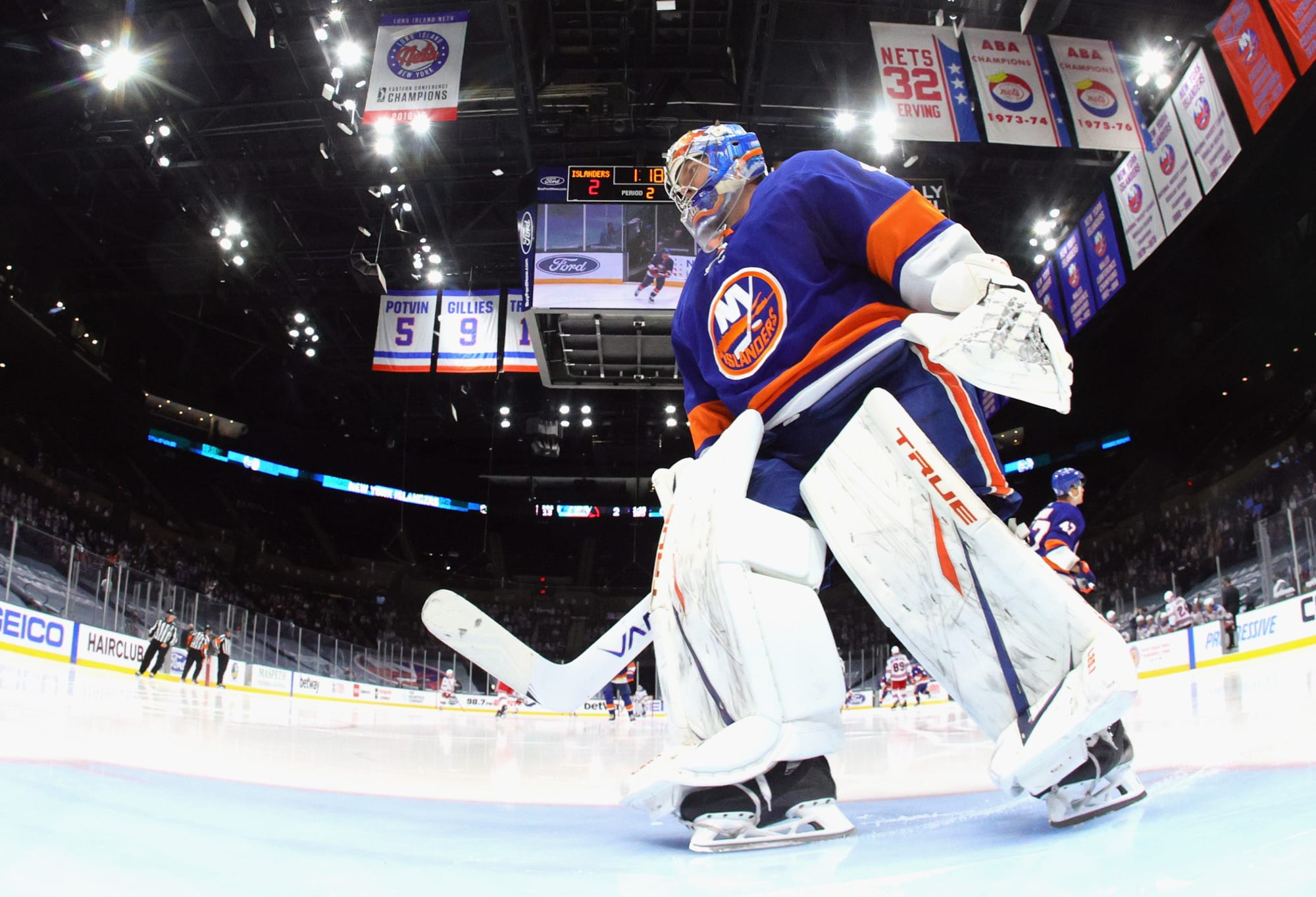 Islanders Should Not Trade Semyon Varlamov