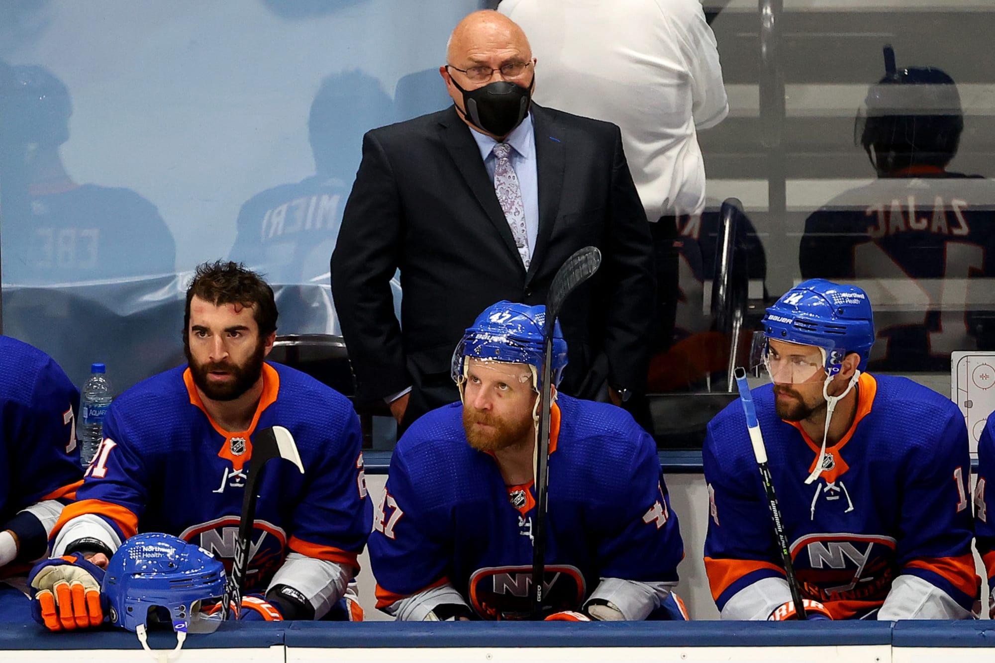 Islanders: Barry Trotz When Facing Elimination