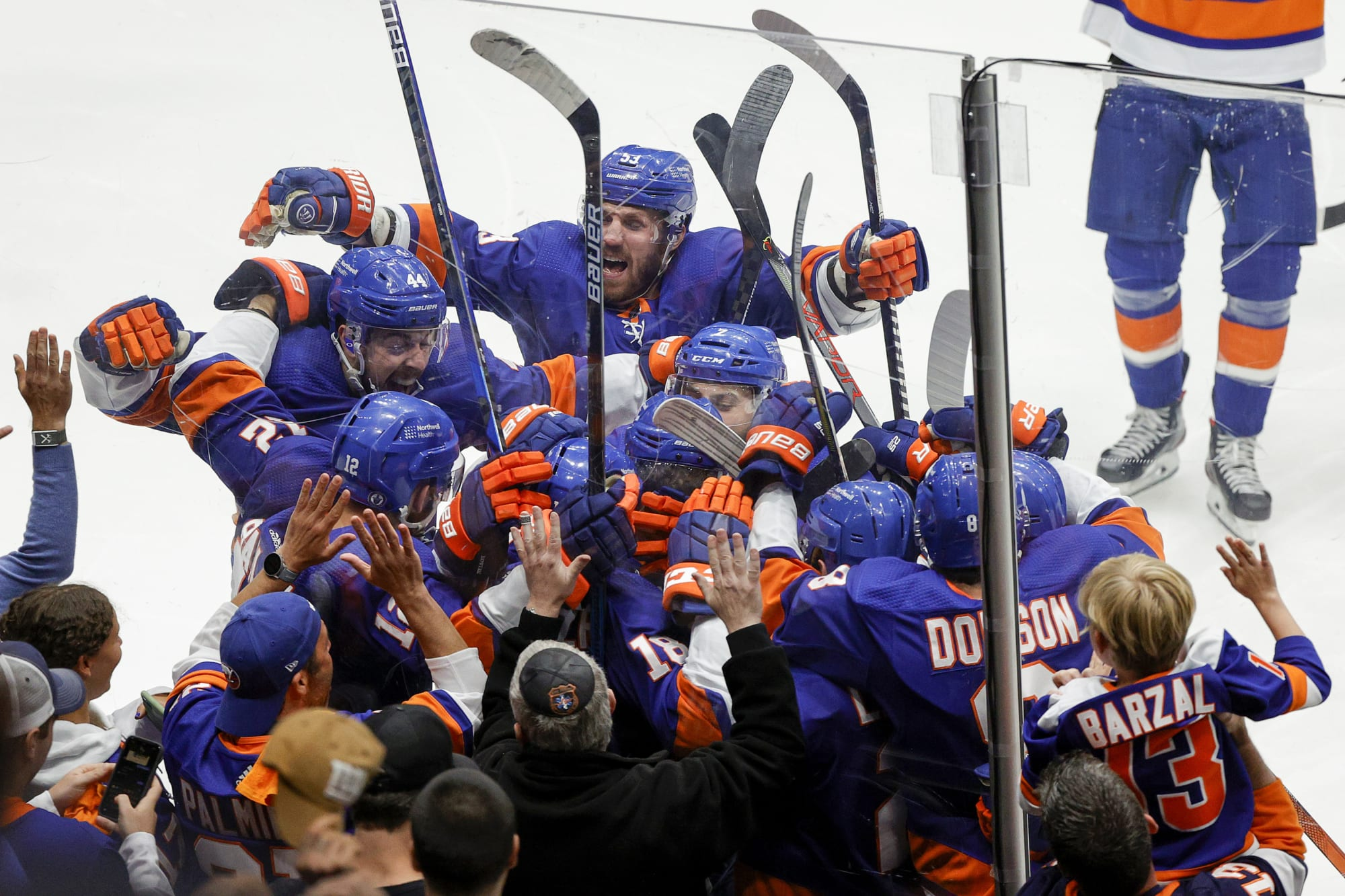 Islanders Look At Bold Line Predictions For Next Season