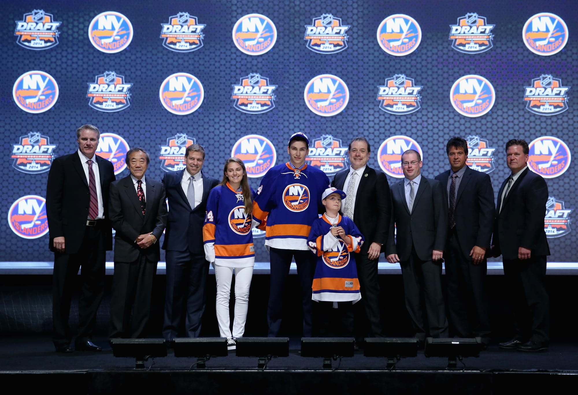 Islanders 2014 first-round draft picks failed to live up to hype