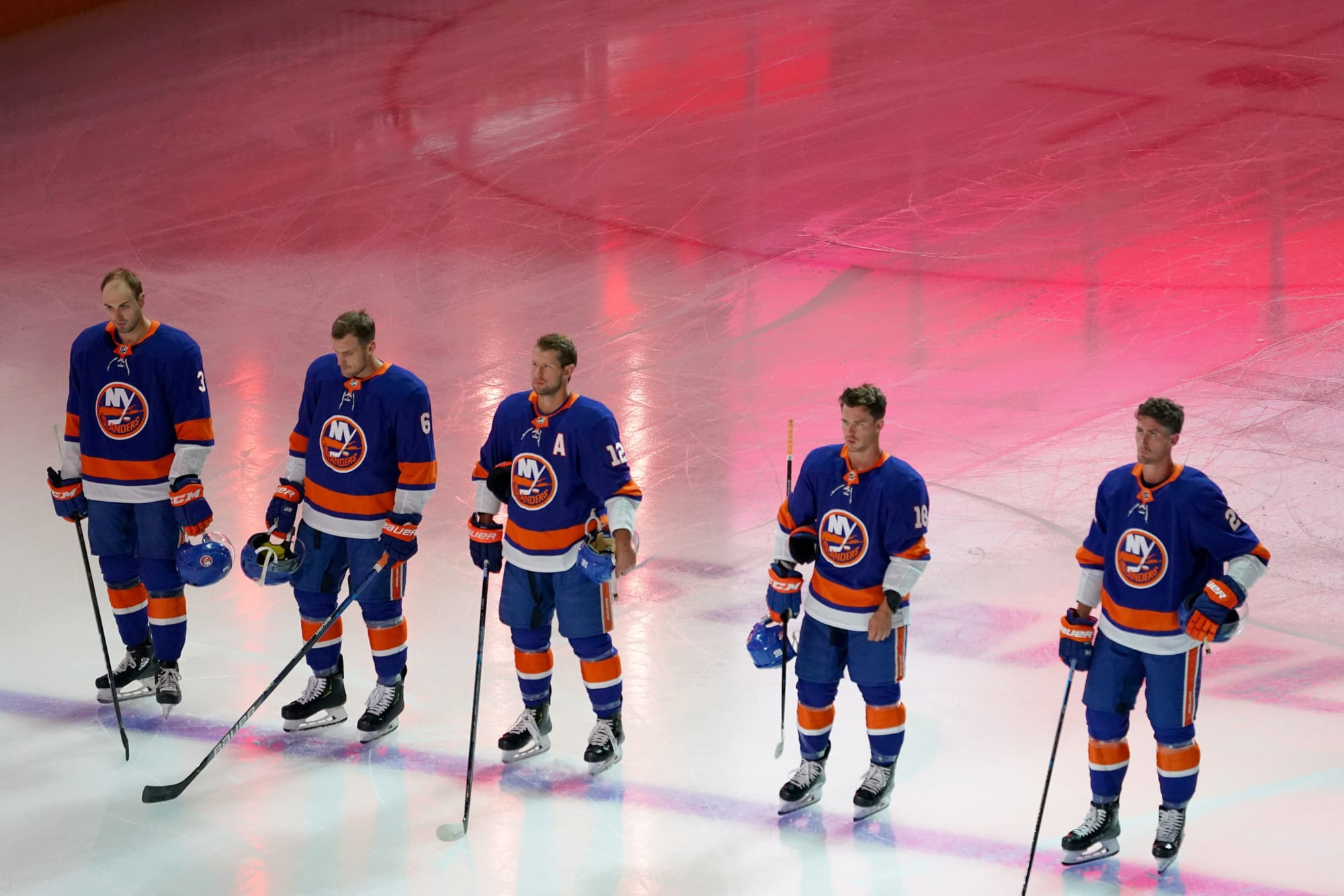 Islanders 3 keys to eliminating the Florida Panthers in Game 4