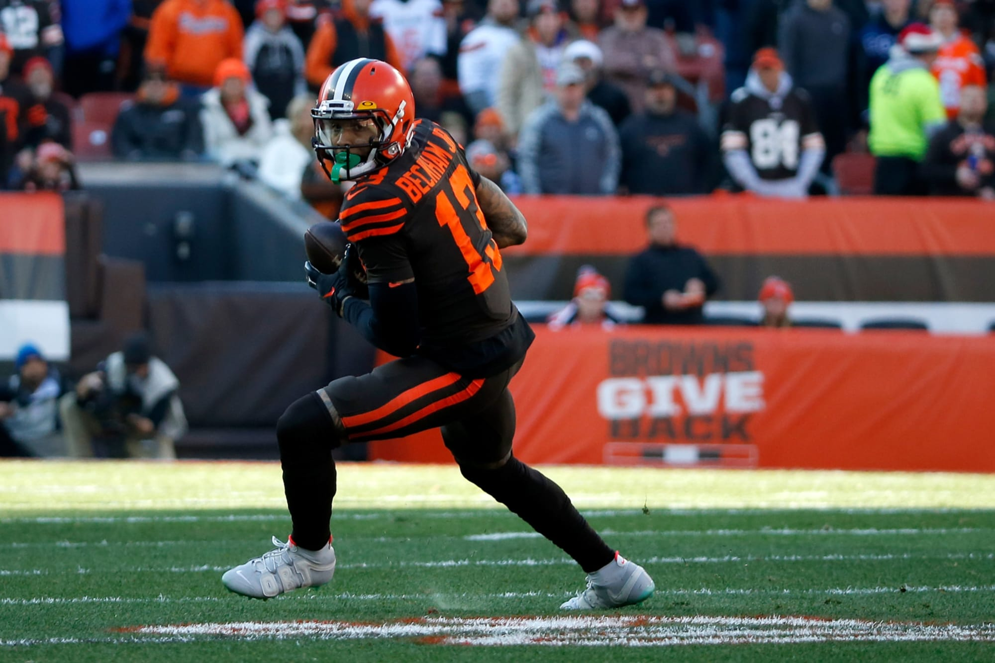 Cleveland Browns: Odell Beckham already off on the wrong foot