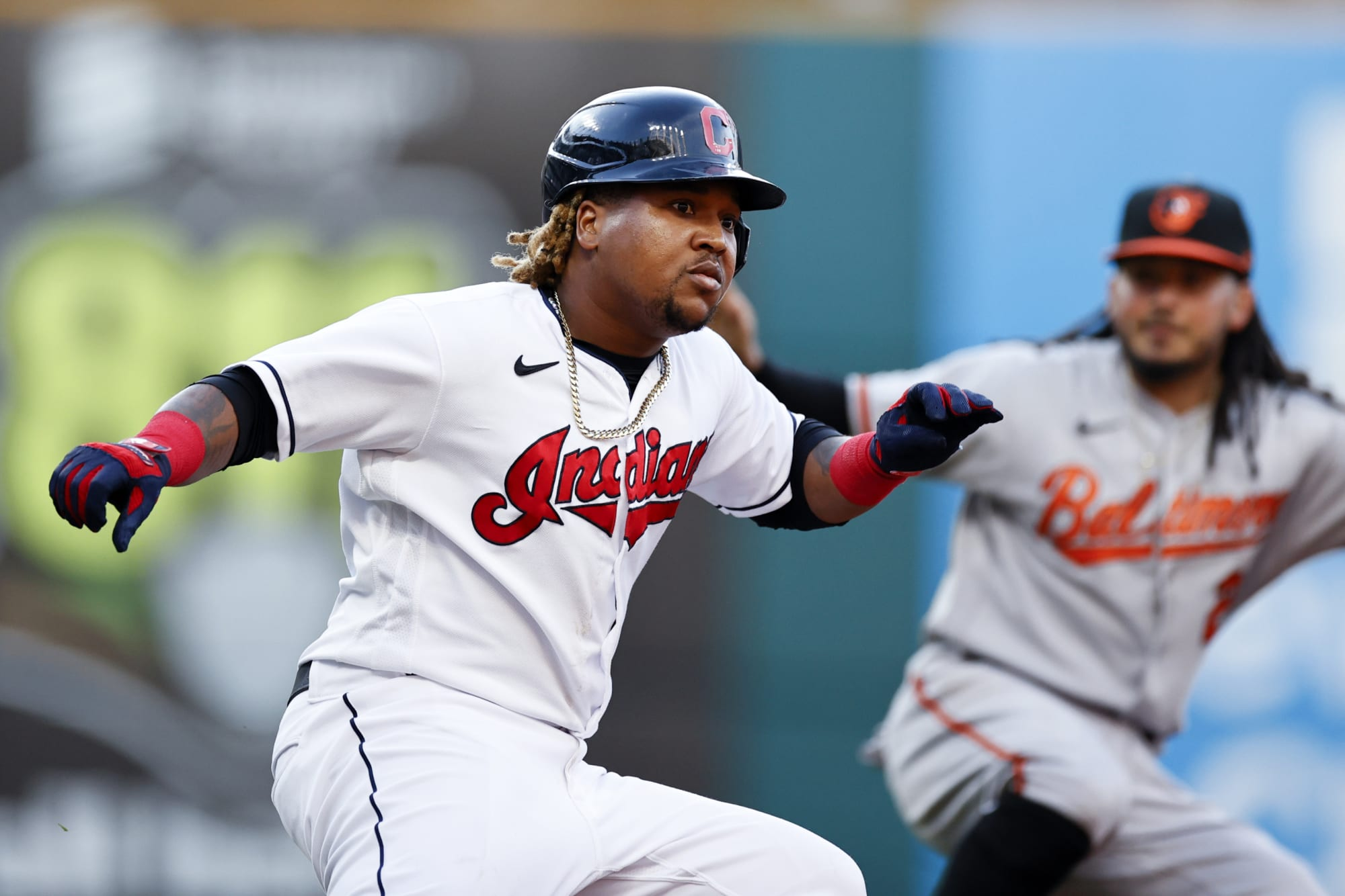 Watch: The Indians saw Jose Ramirez outrun the Orioles on the base paths
