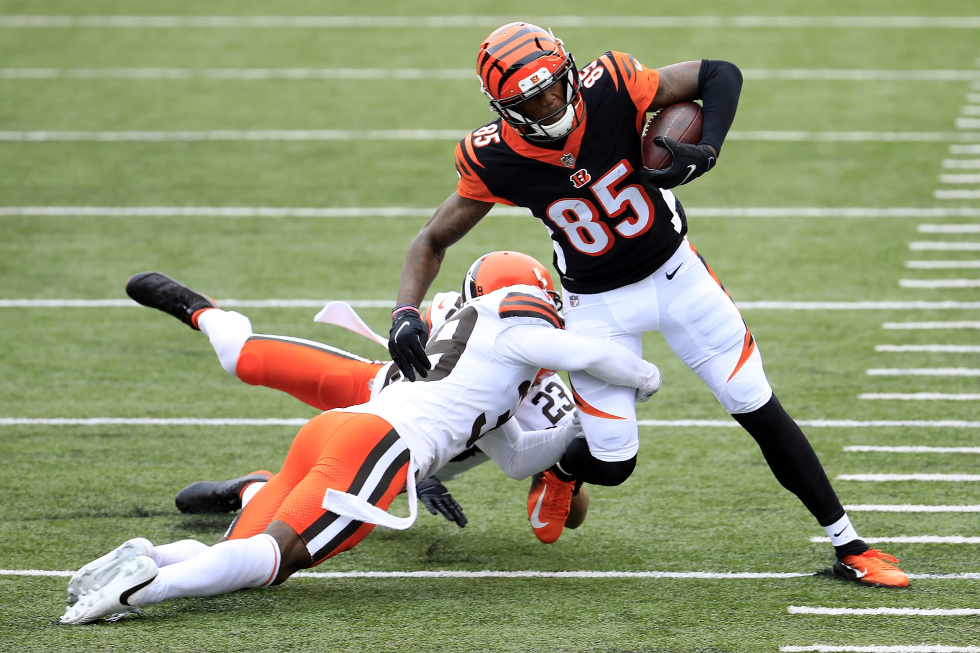 5 Cleveland Browns whose stock are down after close call vs Bengals