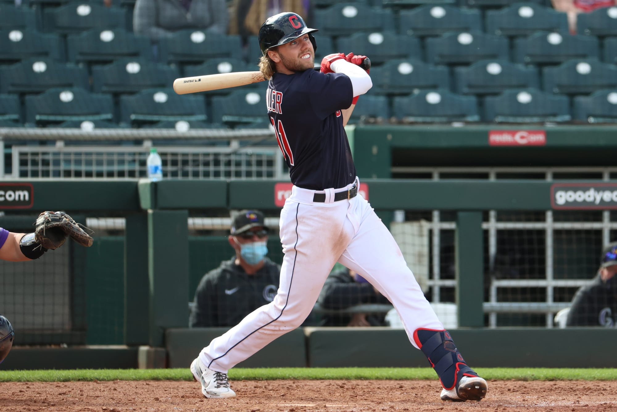 5 Cleveland Indians takes: Owen Miller, trades, professional hitters