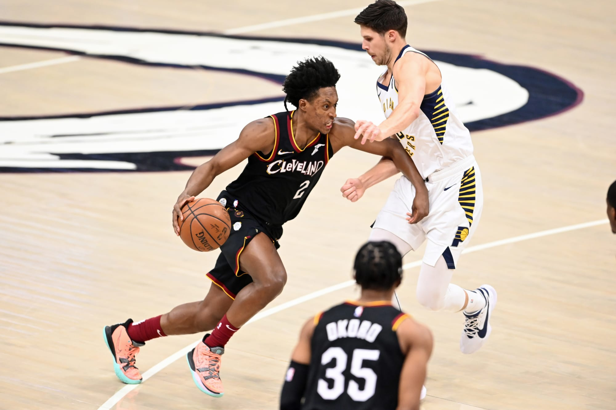Cavs Top 3: Collin Sexton goes ice cold in second half against Pacers