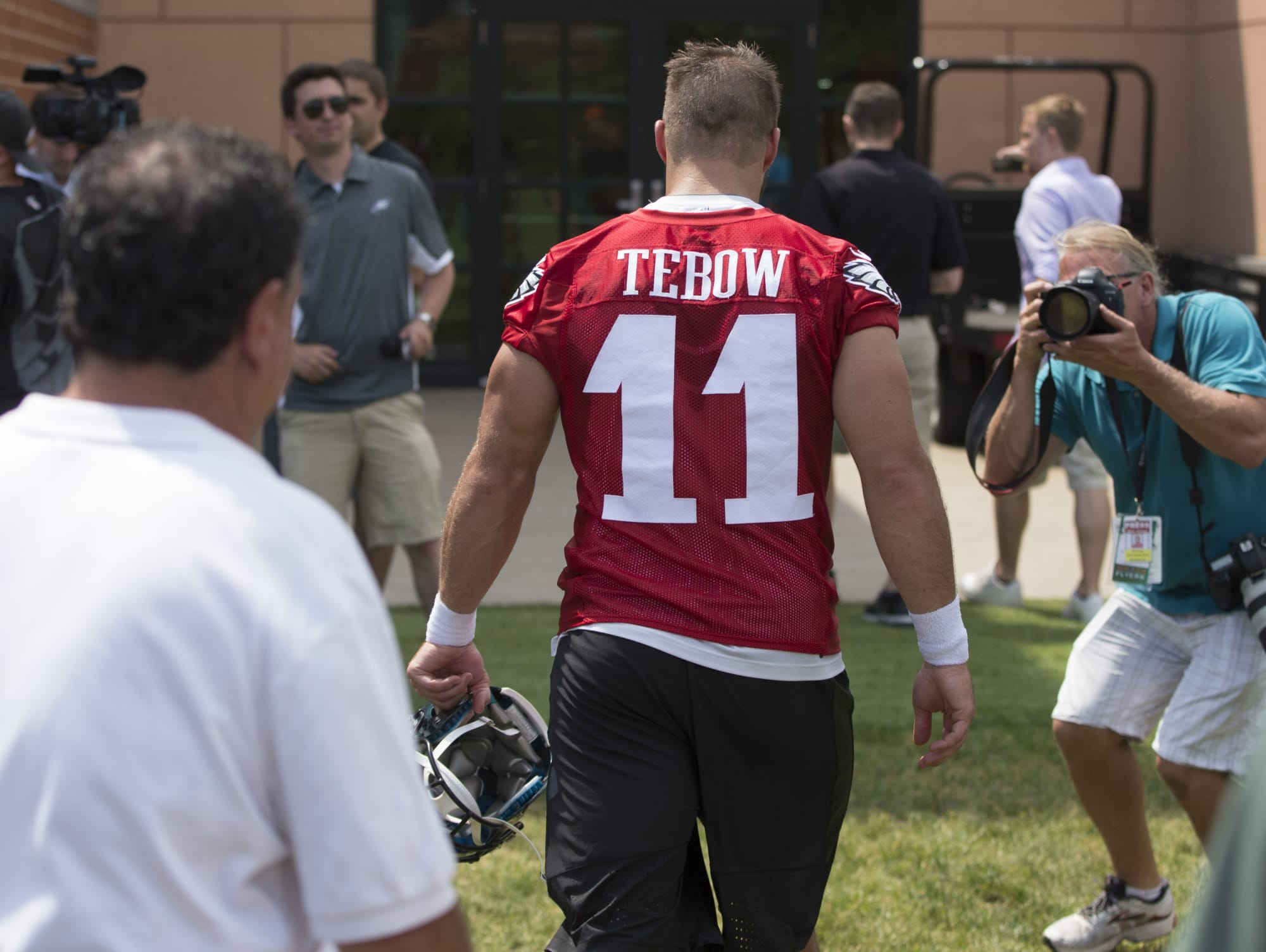 Browns: Cleveland should've considered Tim Tebow in 2012