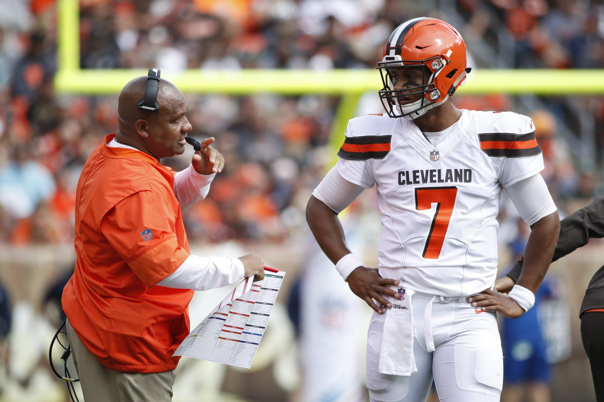 DeShone Kizer's failed career exemplifies what Hue Jackson was about