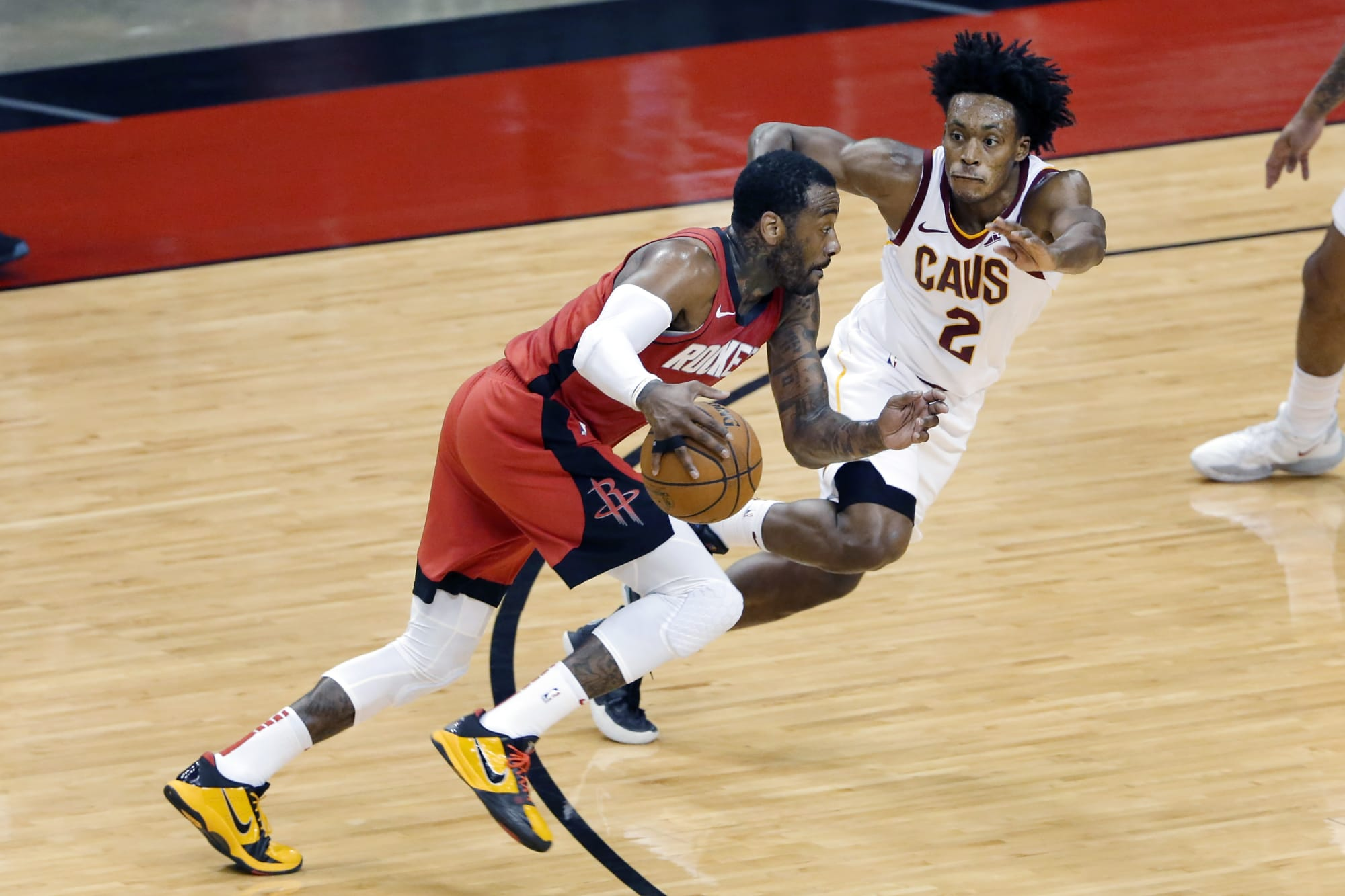 Cavaliers: Collin Sexton outduels John Wall to take Cavs to 4-straigth wins