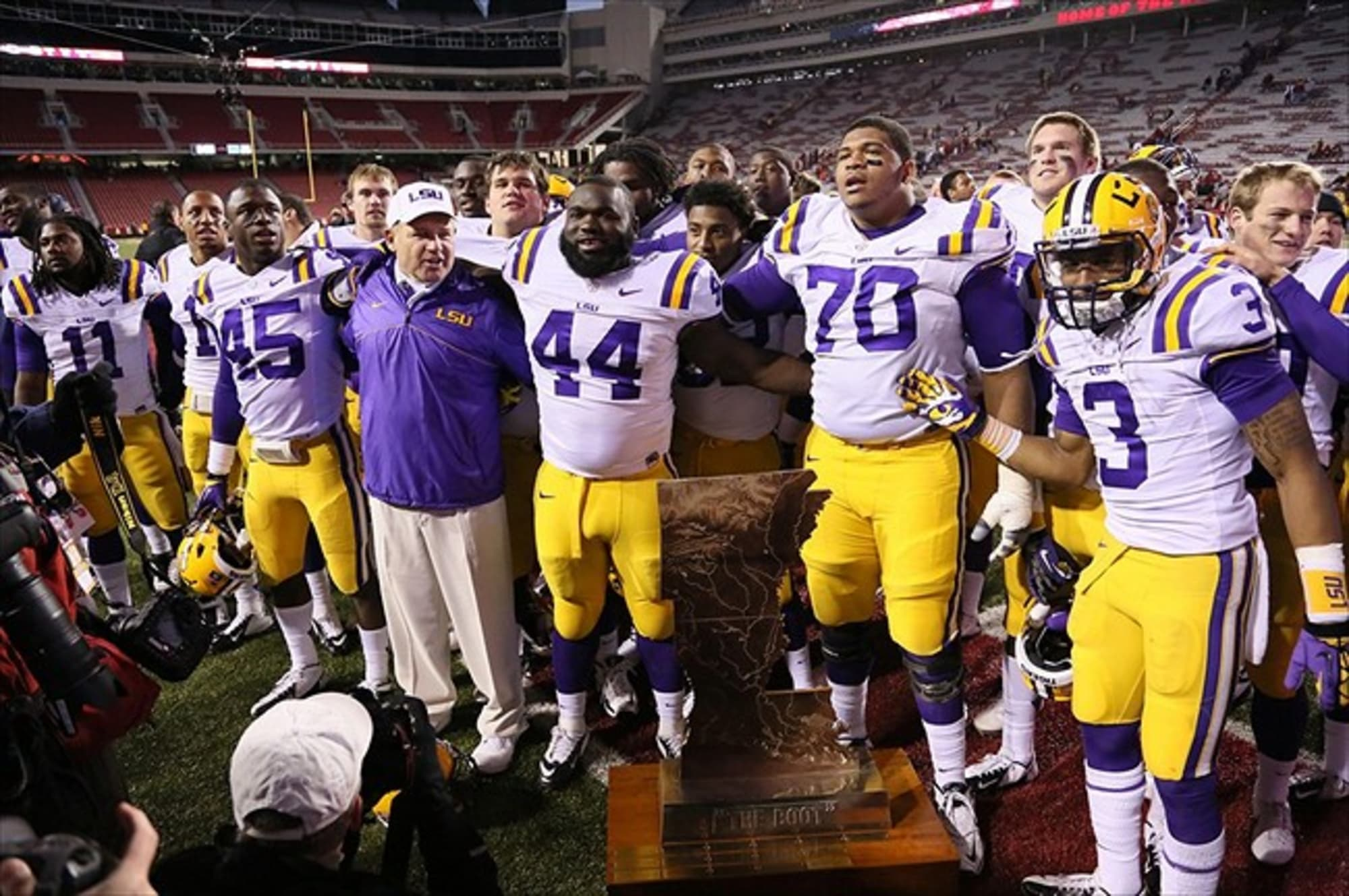 LSU Tigers 2013 Roster Gets Gutted By NFL Draft