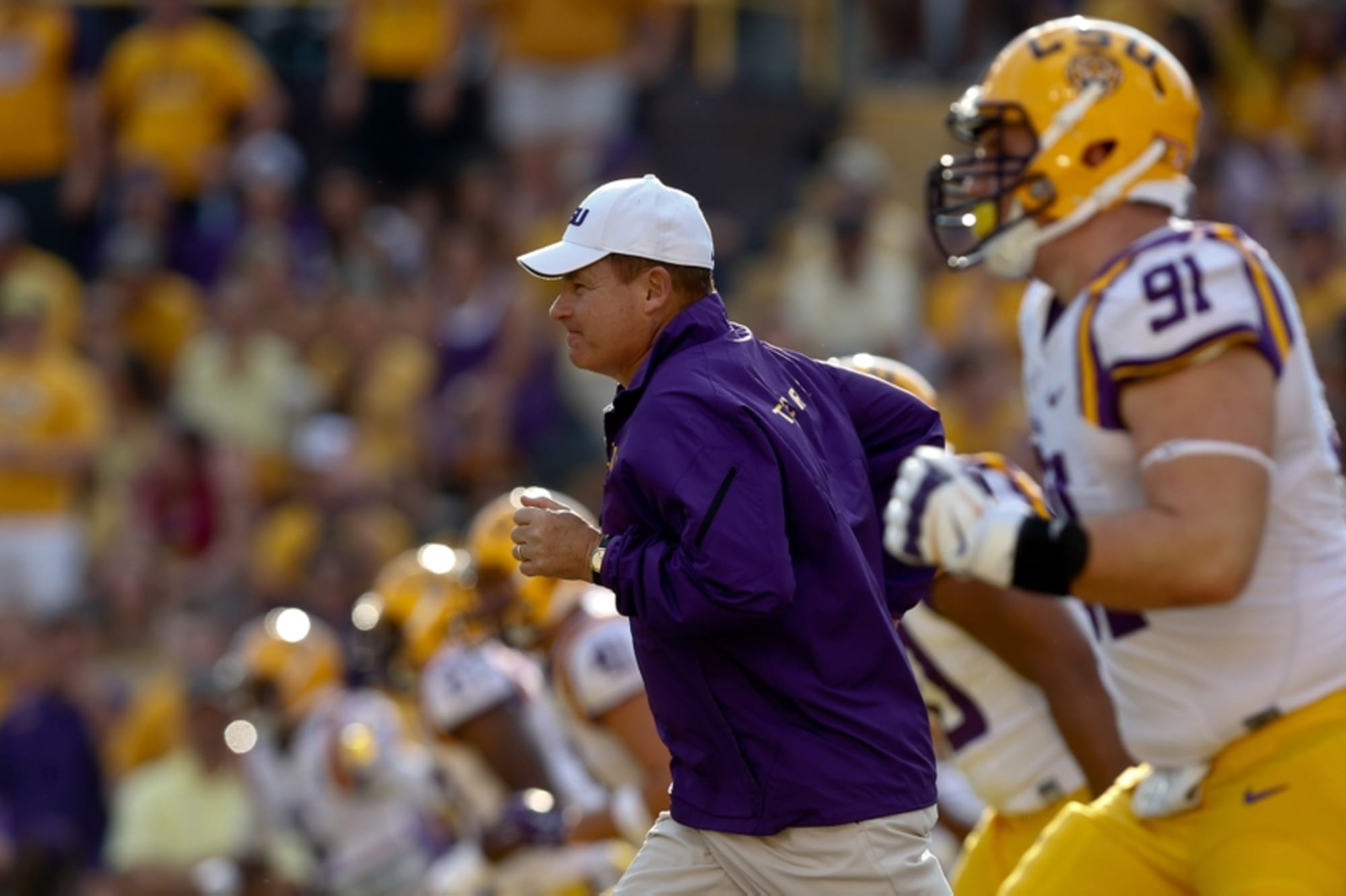 New Mexico State Aggies Vs Lsu Tigers Full Game Preview