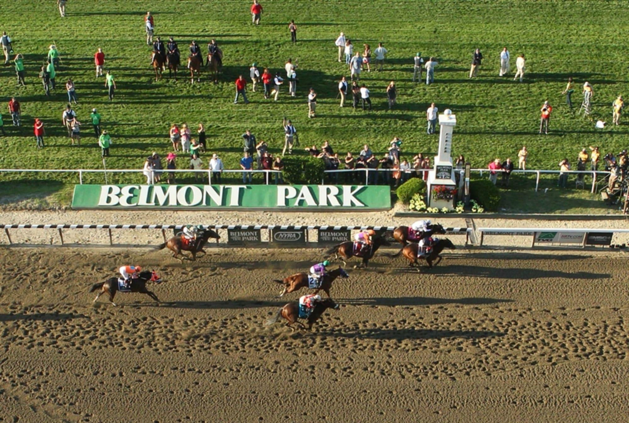 superfecta betting belmont